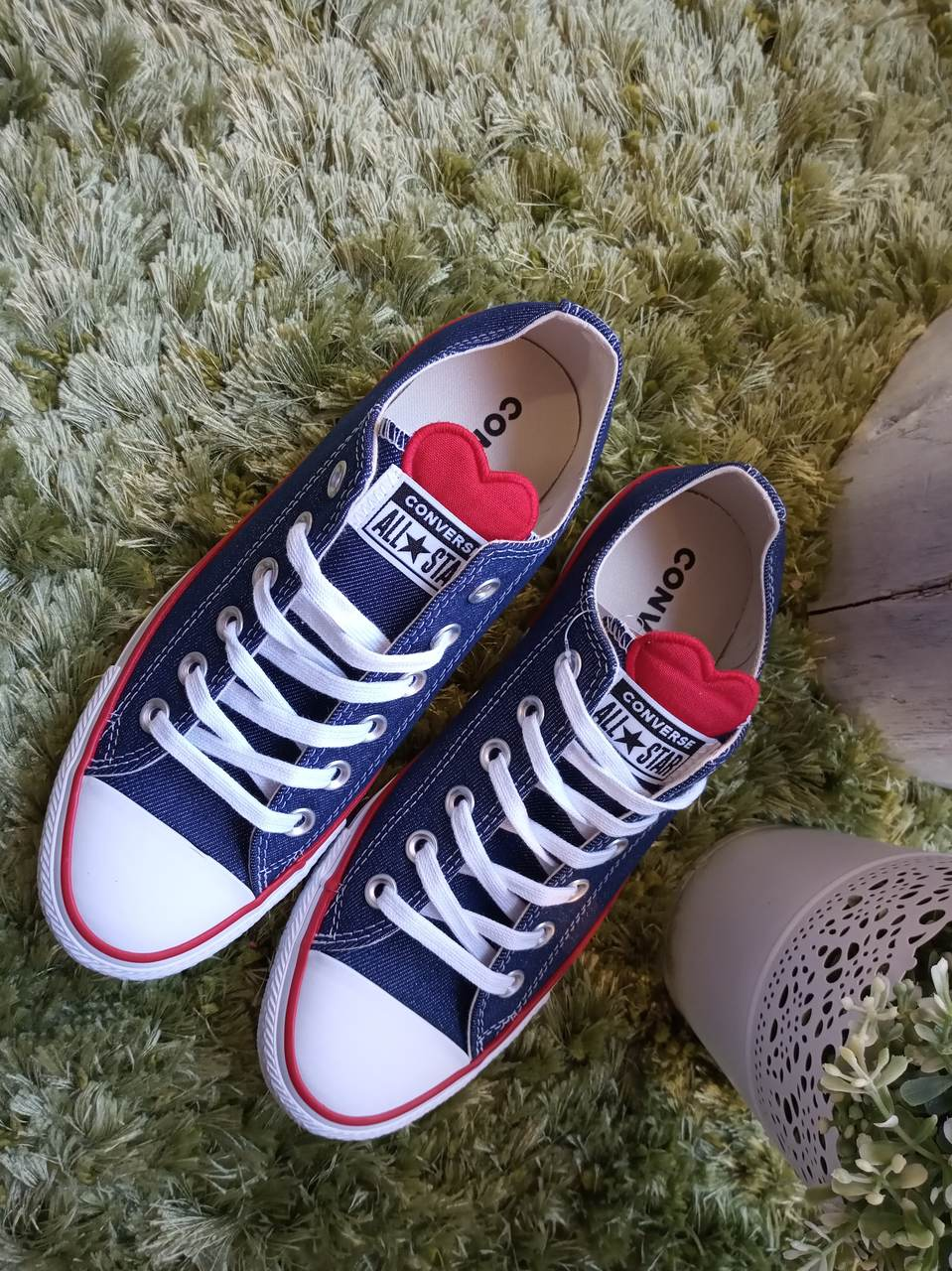 Converse Love Denim