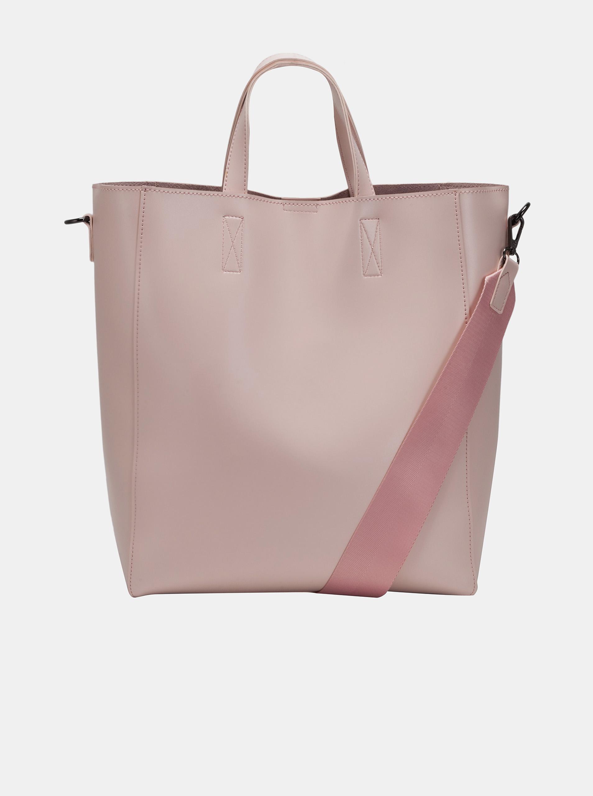 Claudia Canova roz mare geanta