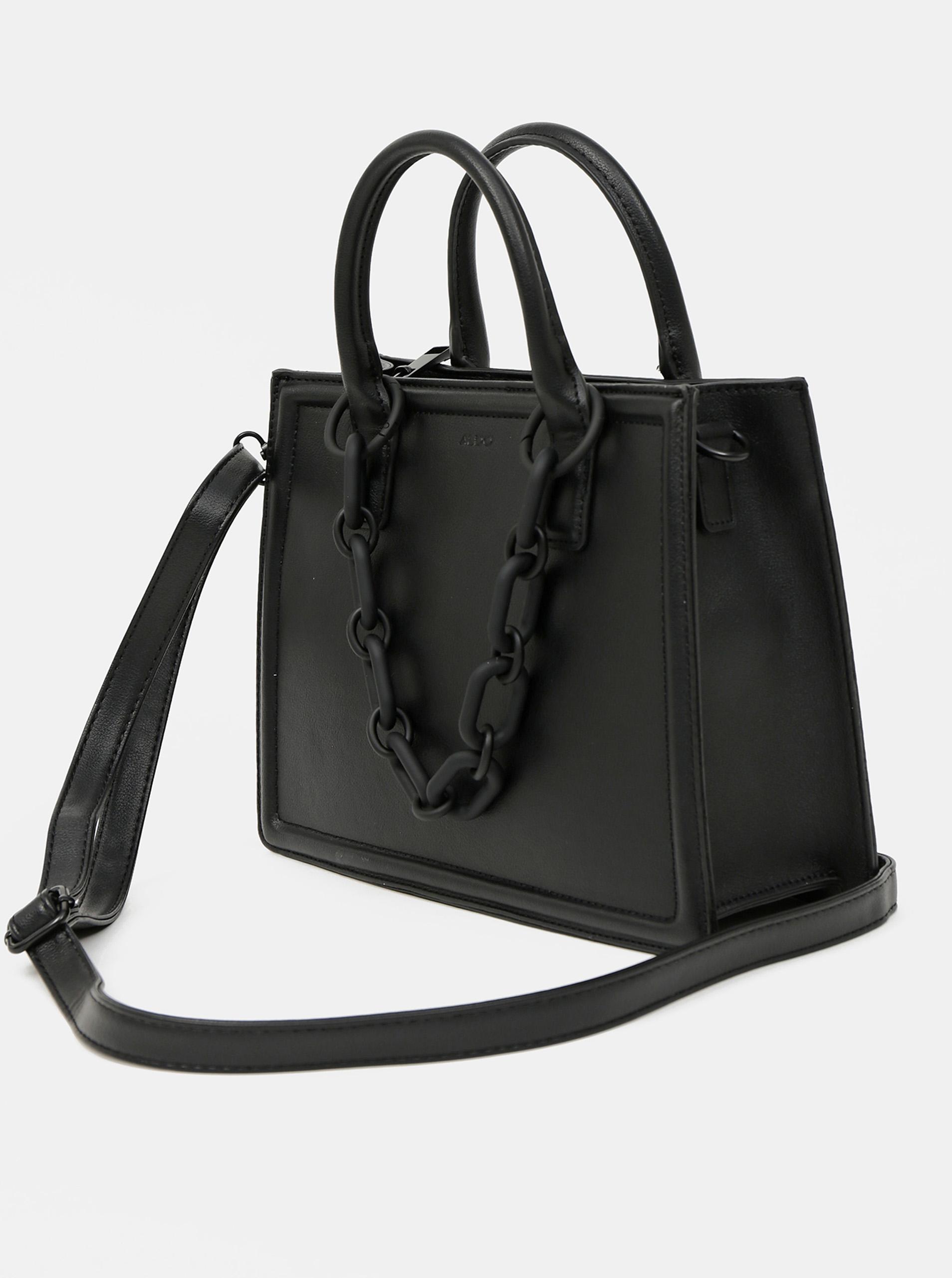 ALDO negre geanta Galoassi