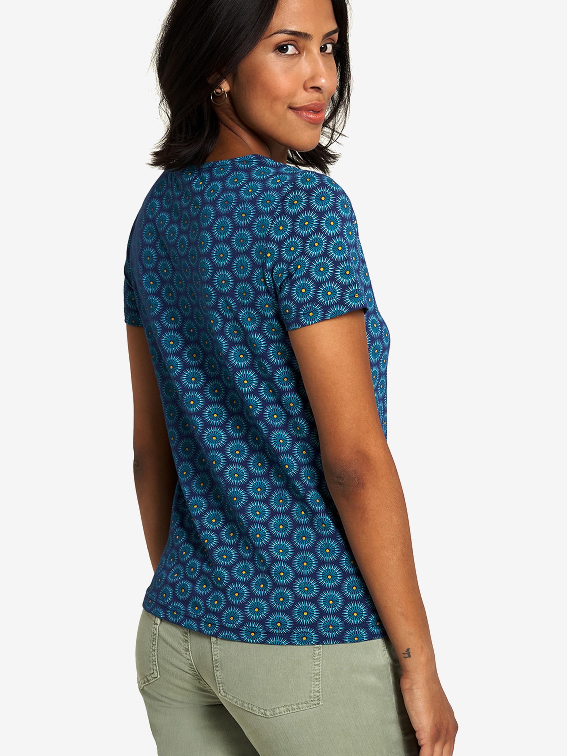 Tranquillo verzi tricou cu tipar