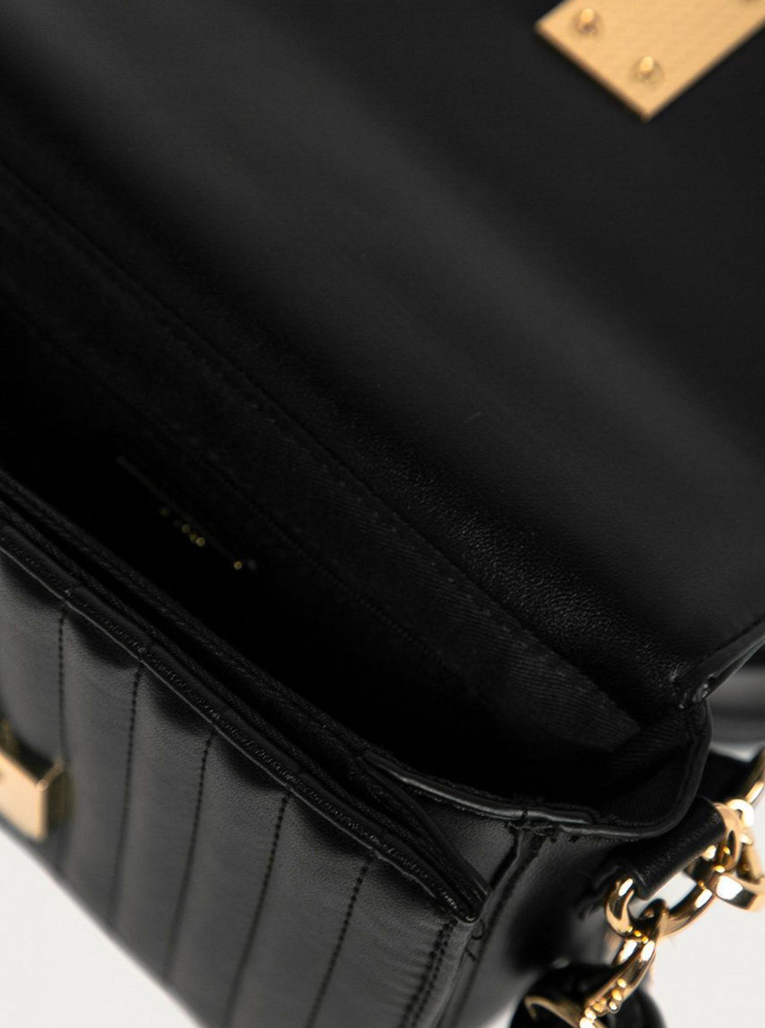 ALDO negre crossbody geanta Erigossa