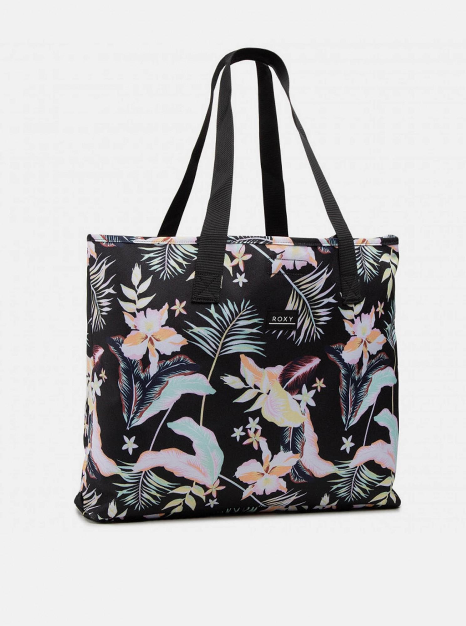 Roxy negre geantă de plajă