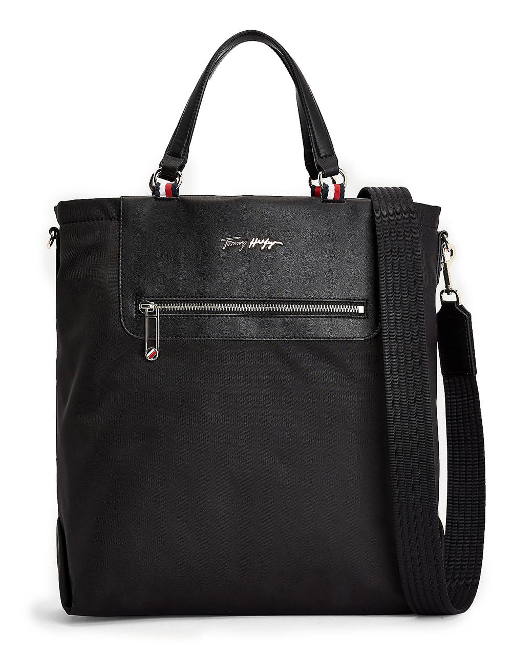 Tommy Hilfiger negre mare geanta