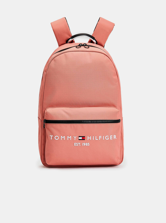 Tommy Hilfiger roz rucsac