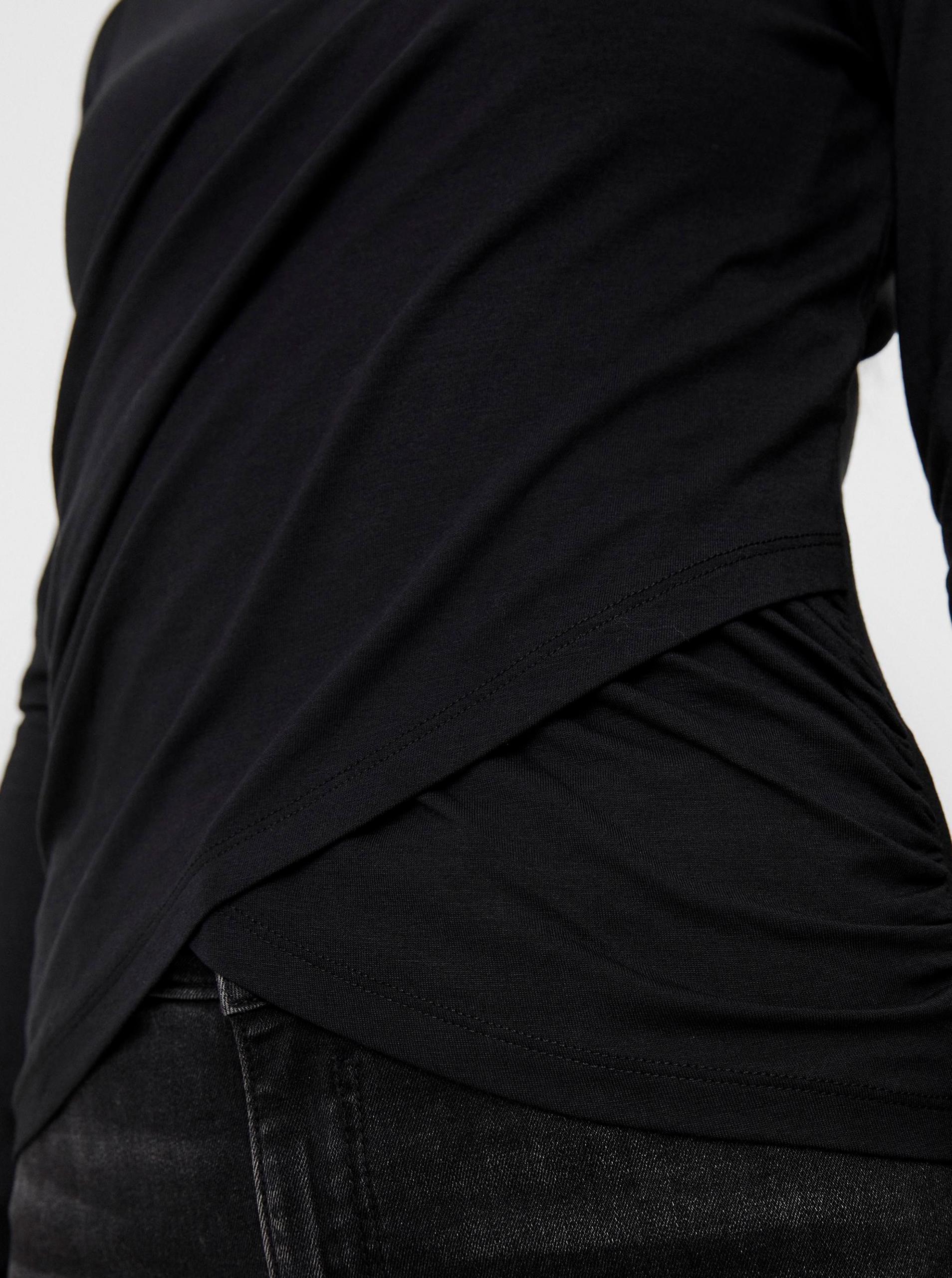 Vero Moda negre tricou Panda