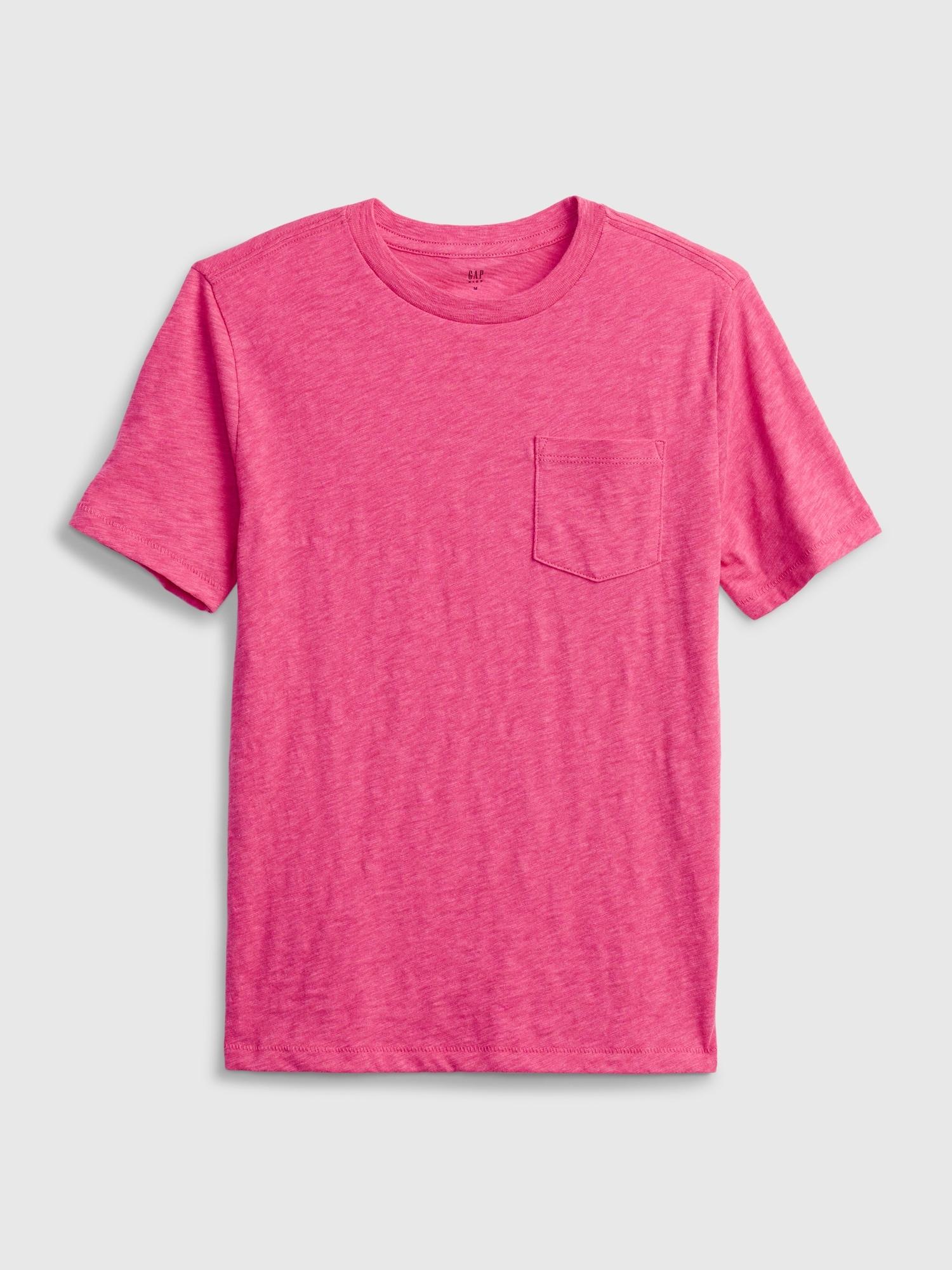 GAP Tricou pentru copii Roz