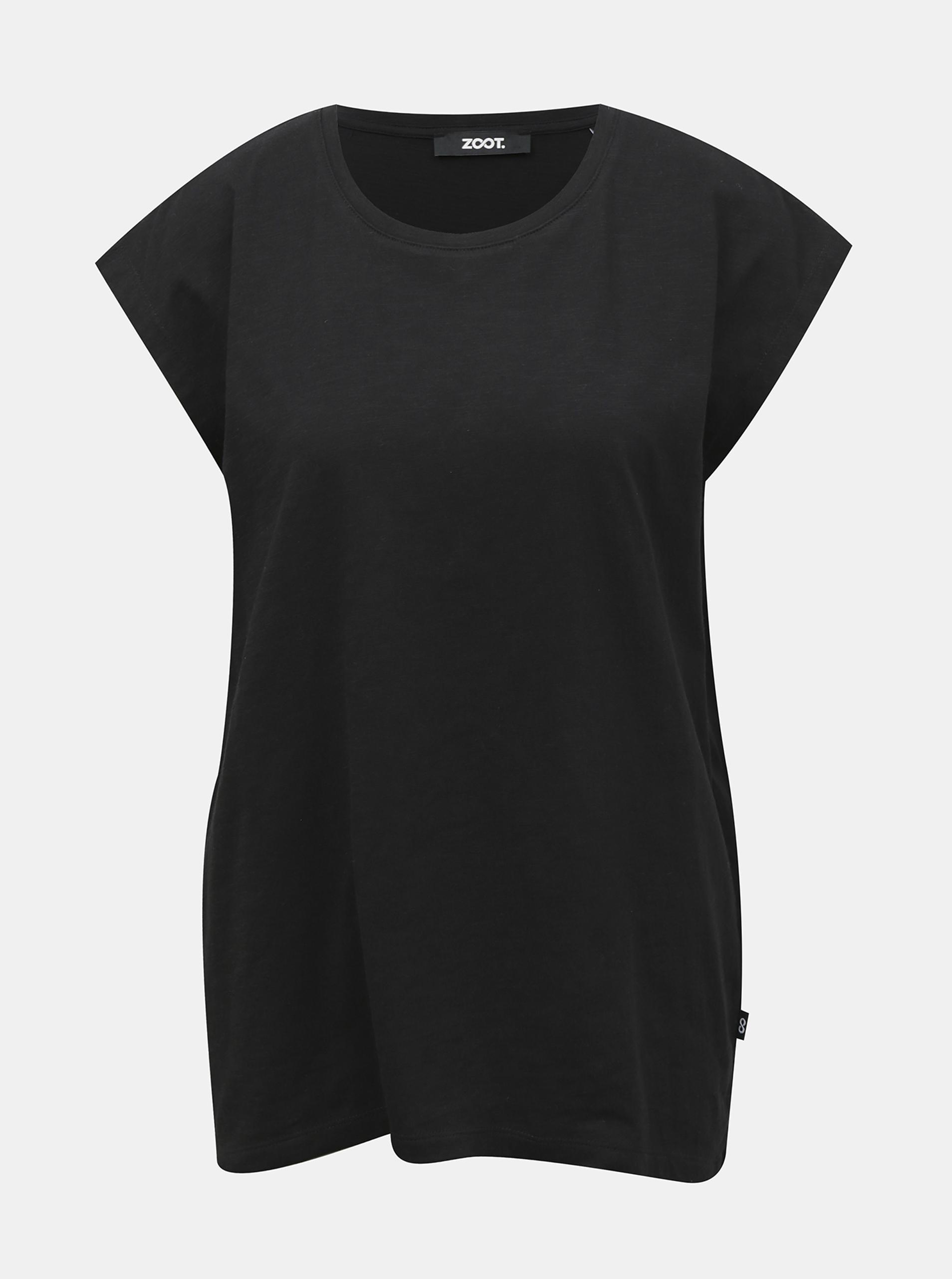 ZOOT negre tricou June