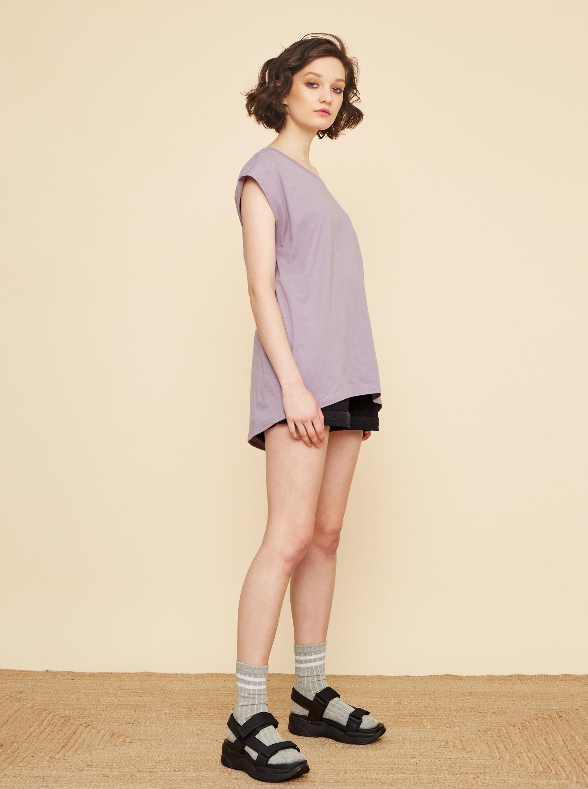 ZOOT violet tricou June