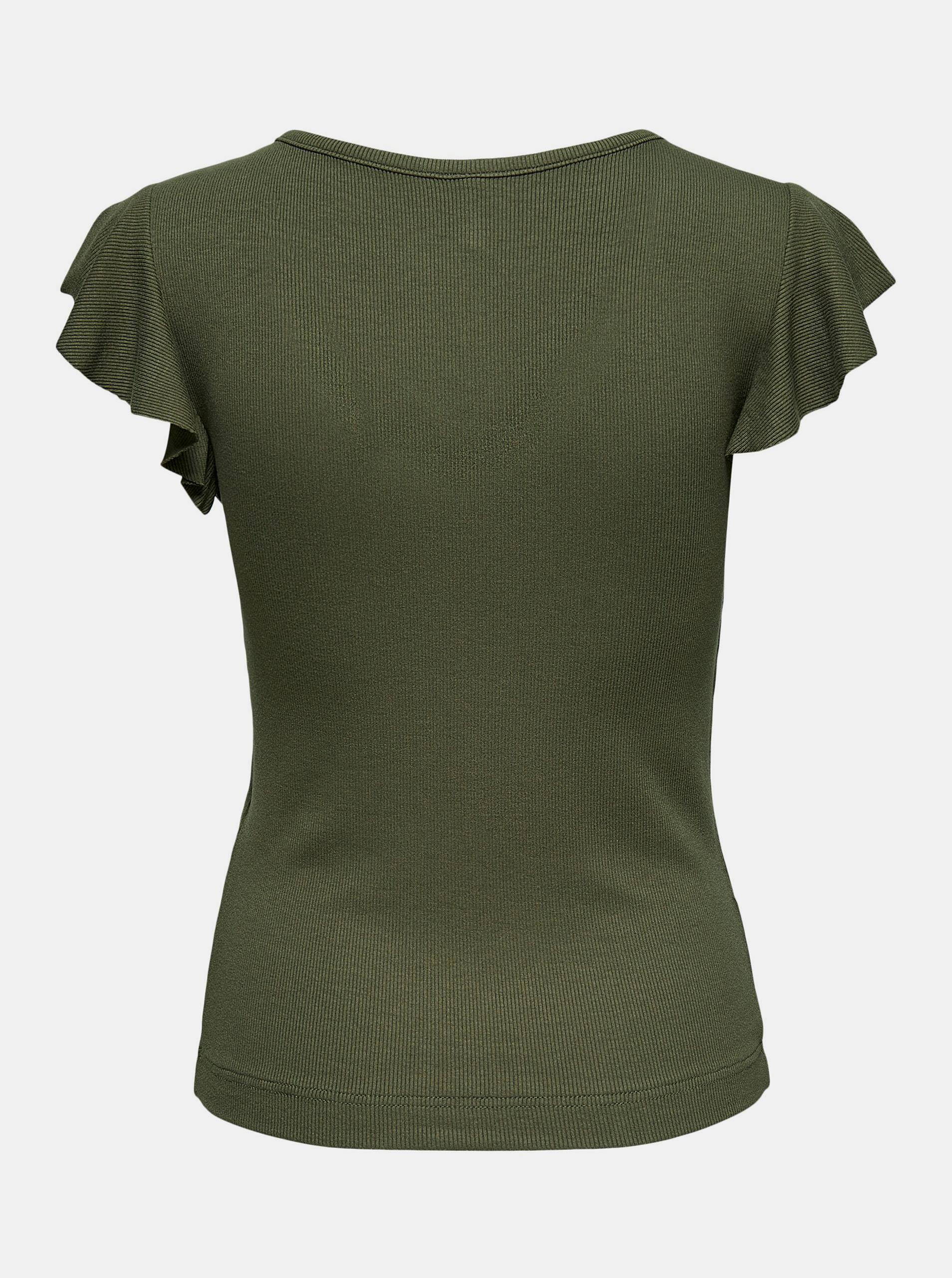 Only kaki de dama tricou Belia