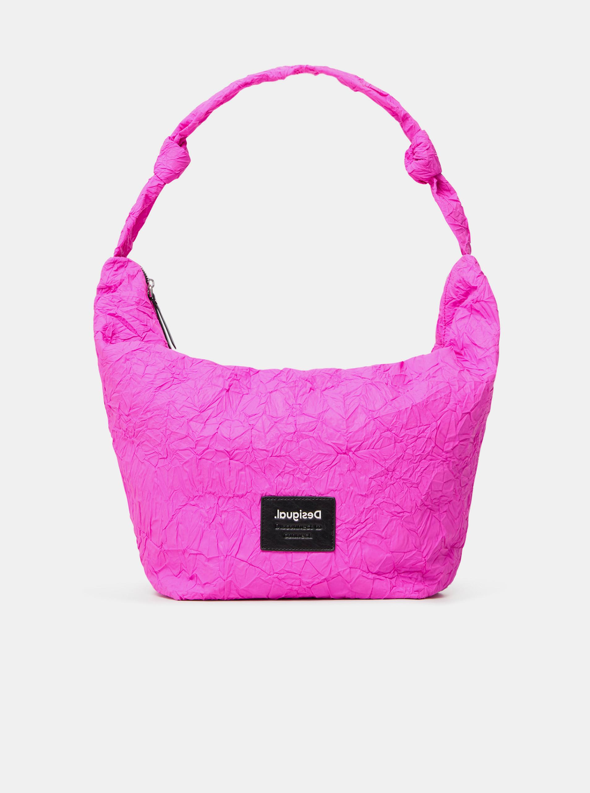 Desigual roz mare geanta Crush Idaho