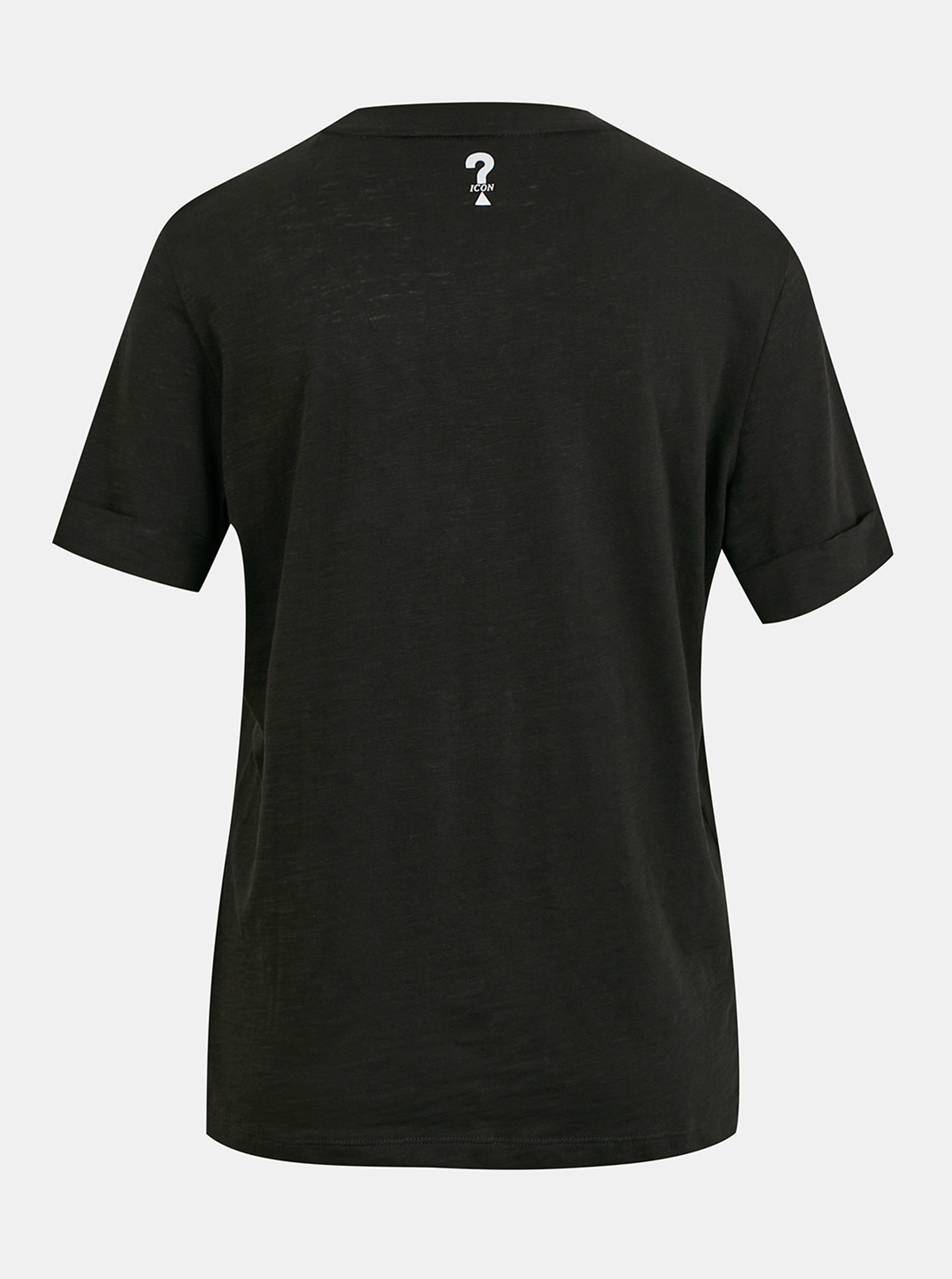 Guess negre tricou Guess Odette Tee