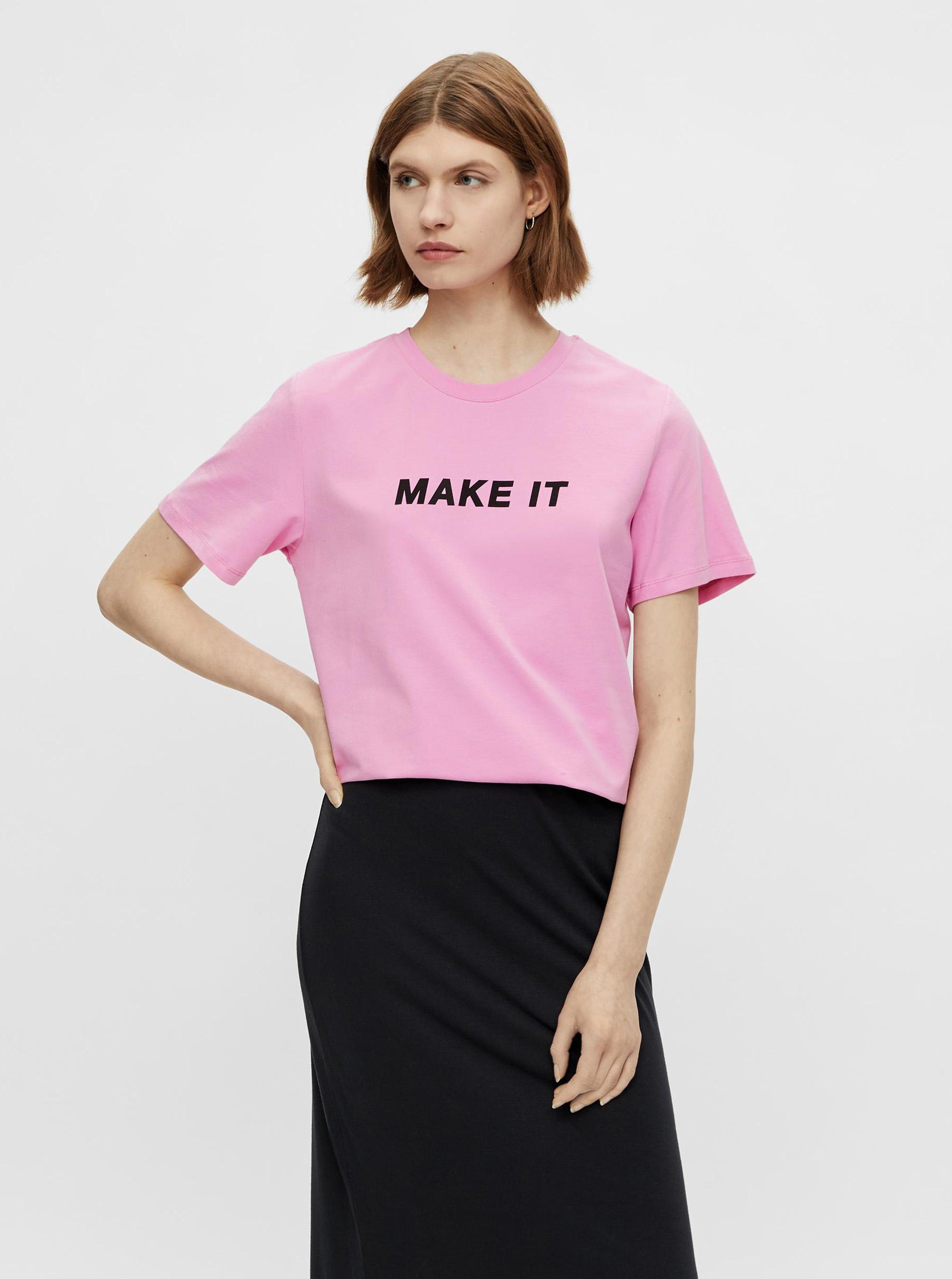 Pieces roz tricou Niru