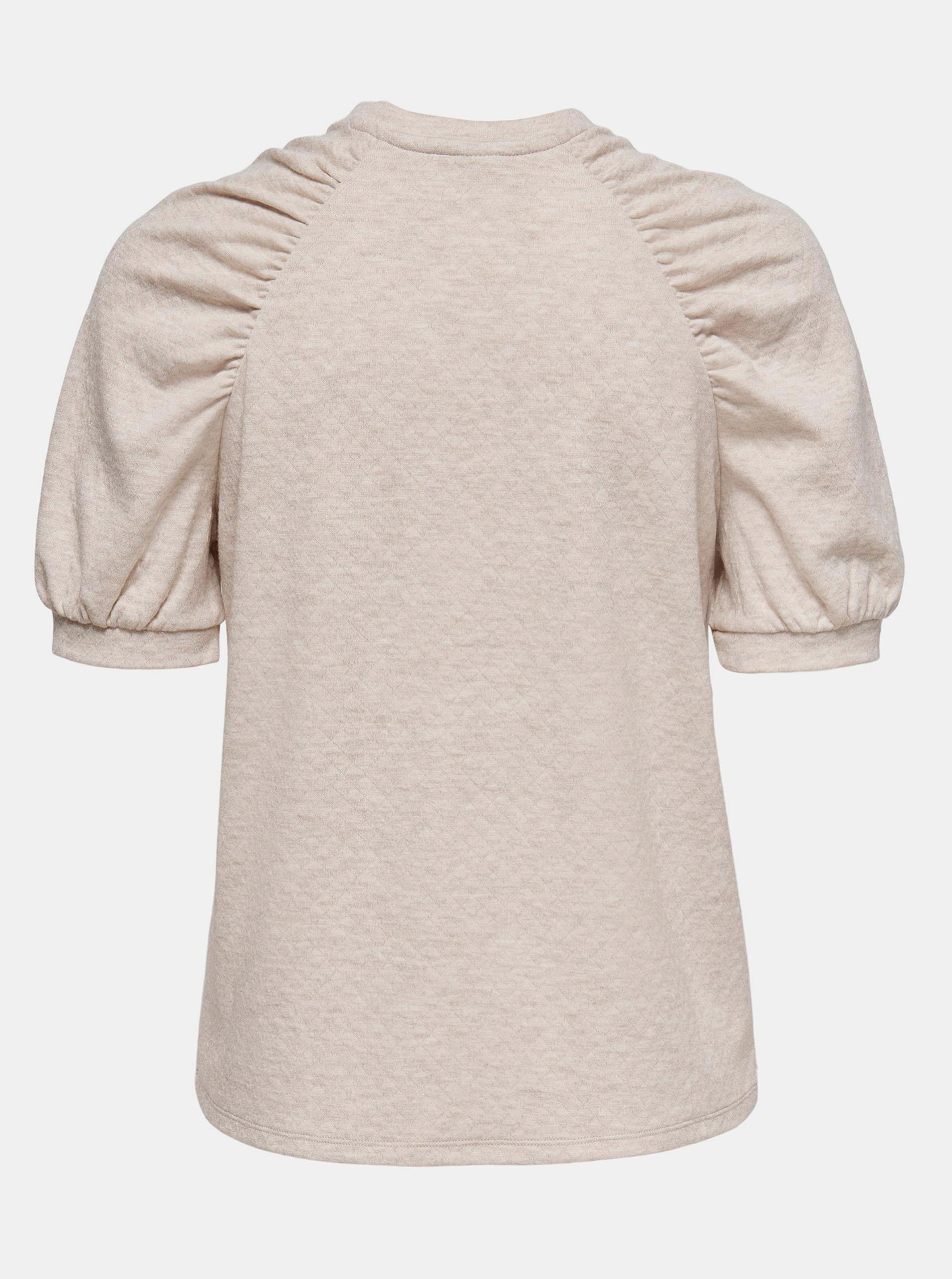 Jacqueline de Yong bej bluză Gloria