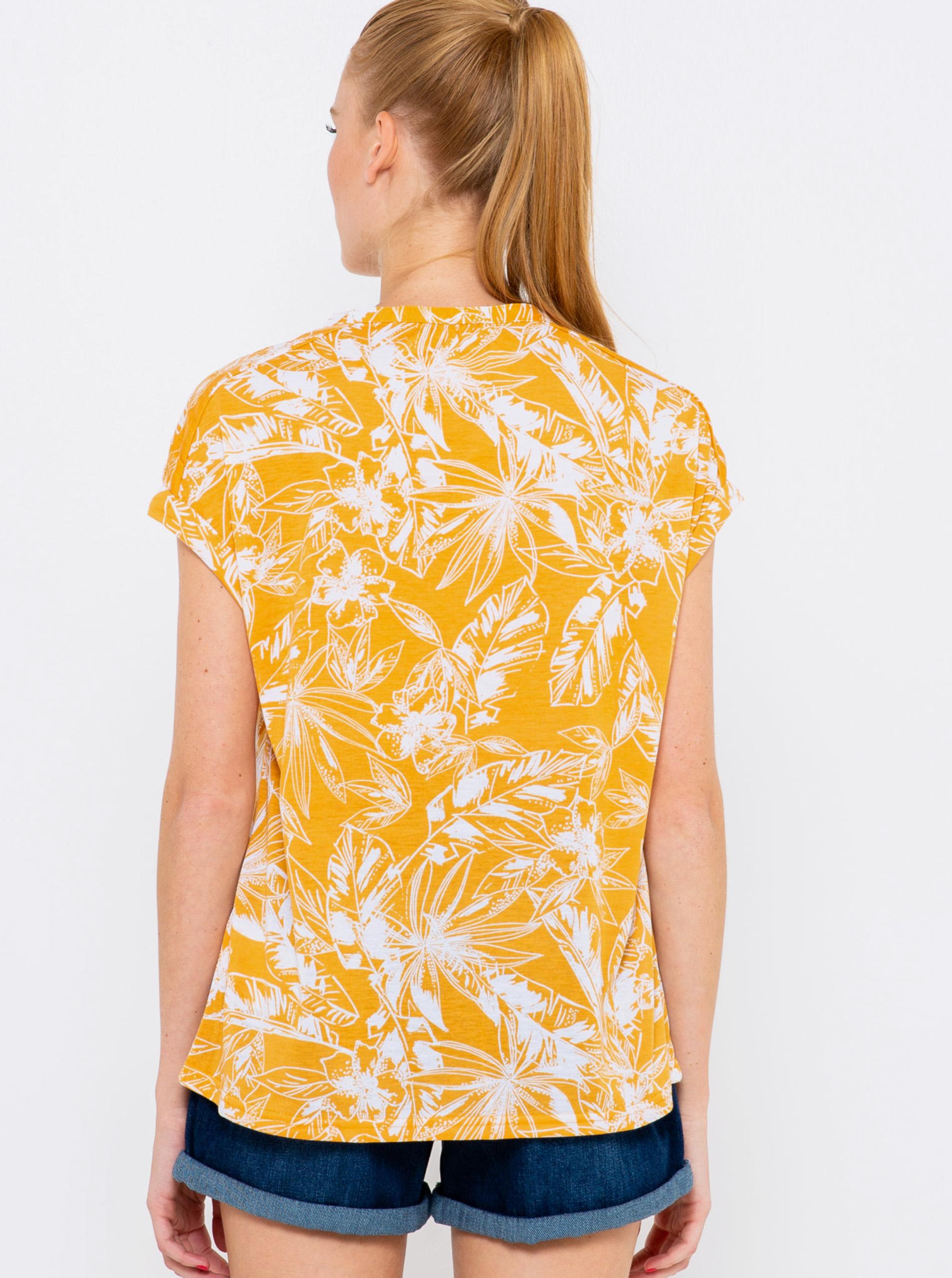 CAMAIEU bluză cu motiv floral