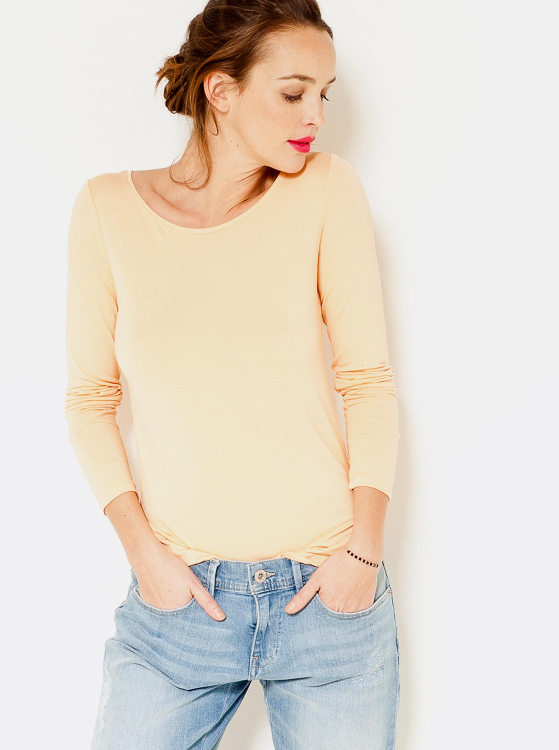 Bluze pentru femei CAMAIEU - galben