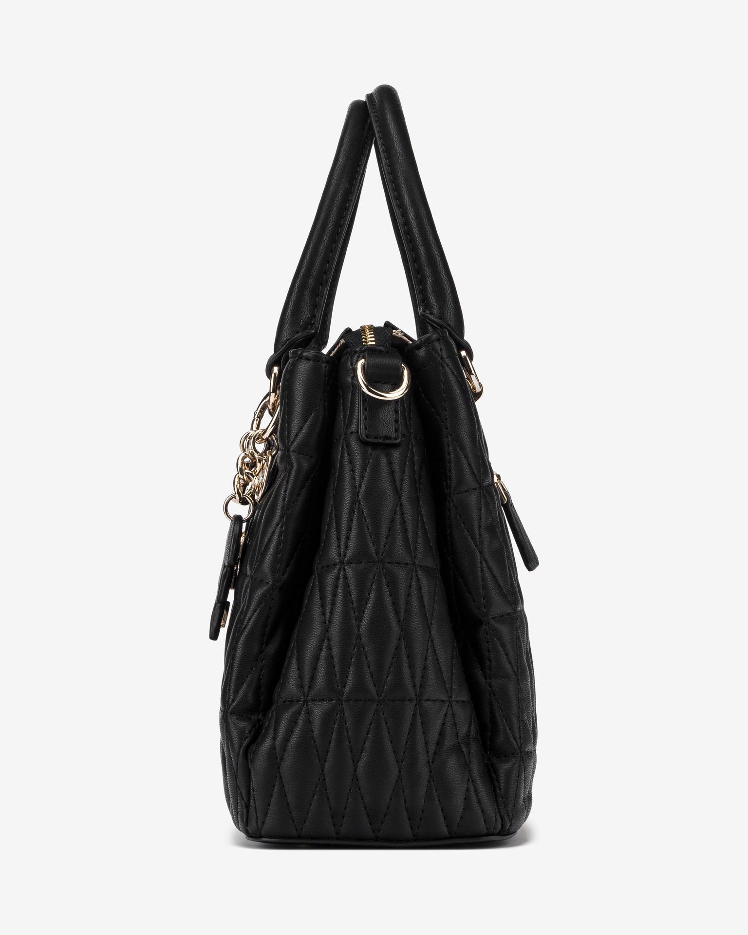 Guess negre geanta Brinkley