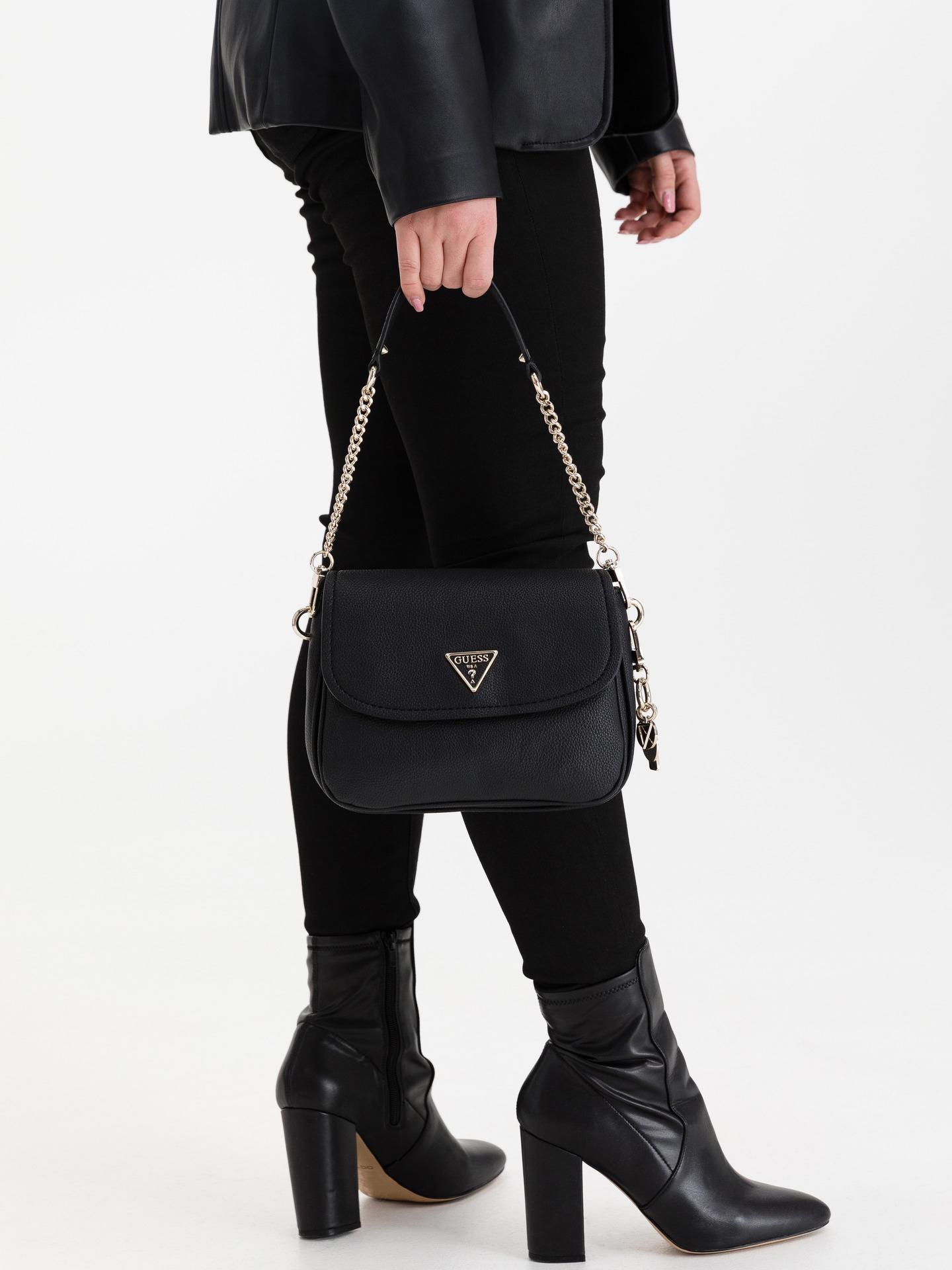 Guess negre geanta Destiny