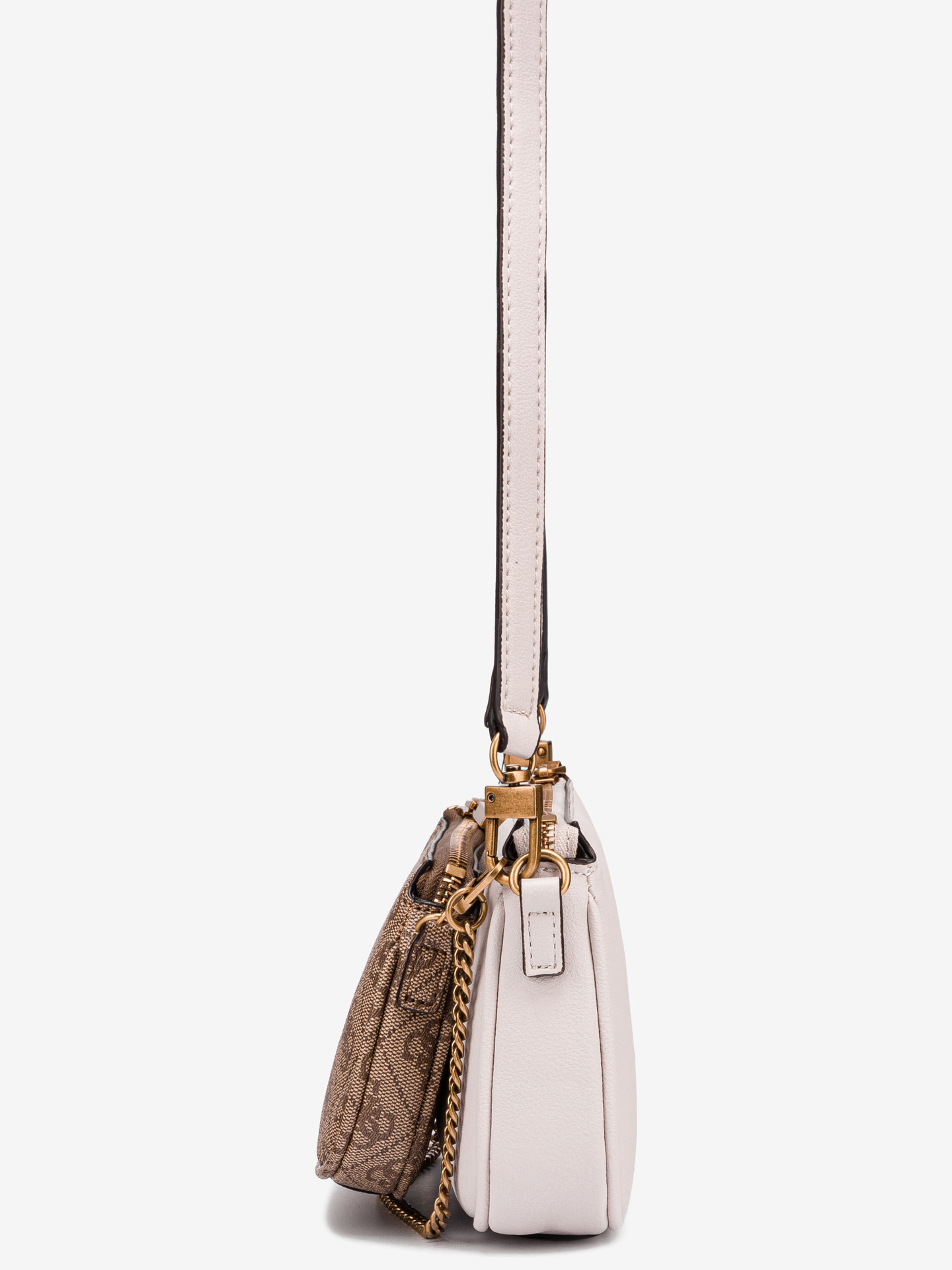 Guess 2in1 crossbody geanta Mika Double