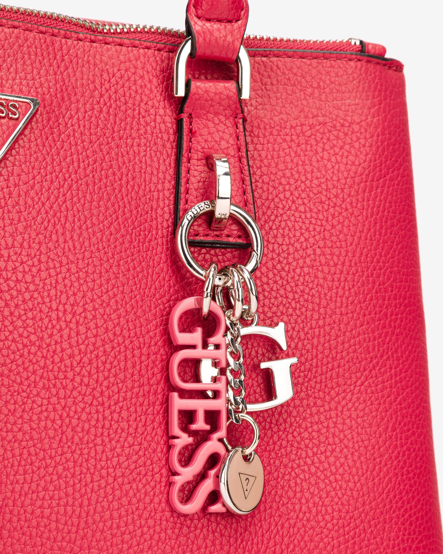 Guess roșii geanta Becca