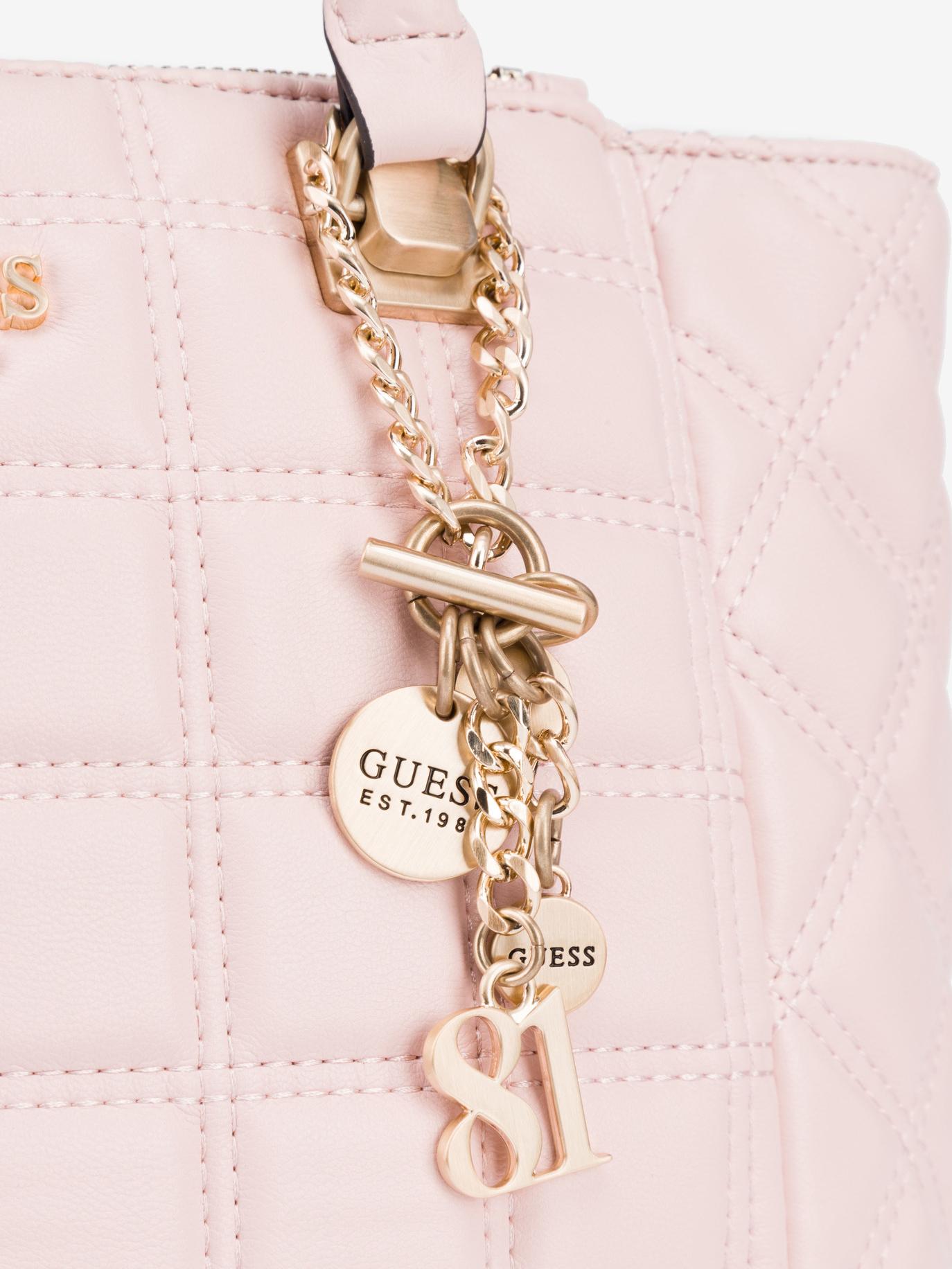 Guess roz geanta Kamina Status