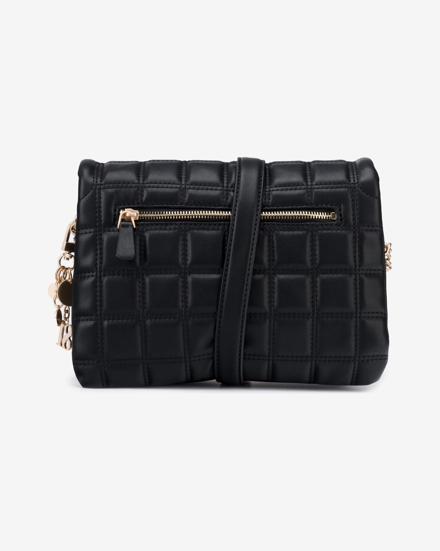 Guess negre geanta Kamina