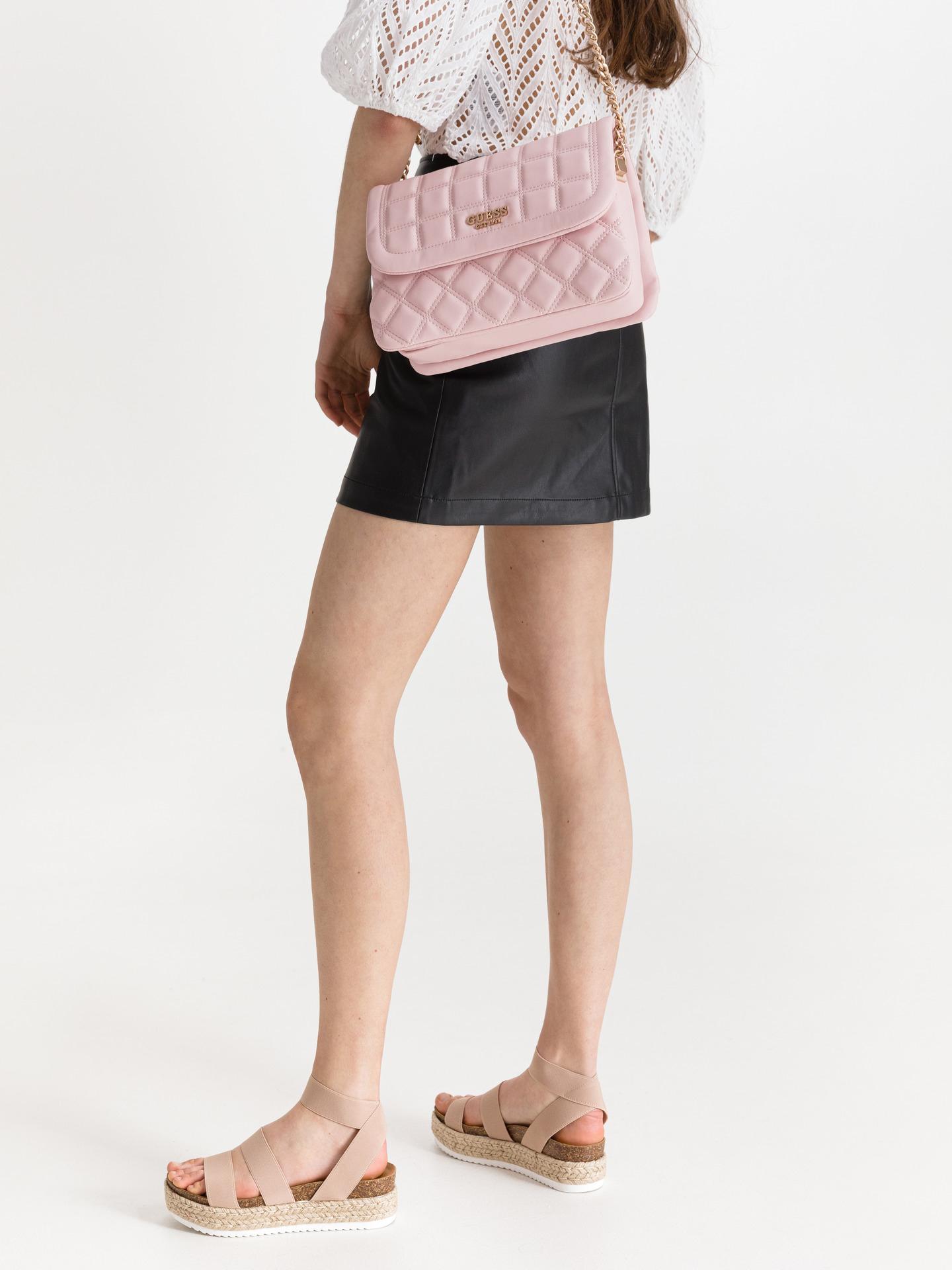 Guess roz geanta Kamina