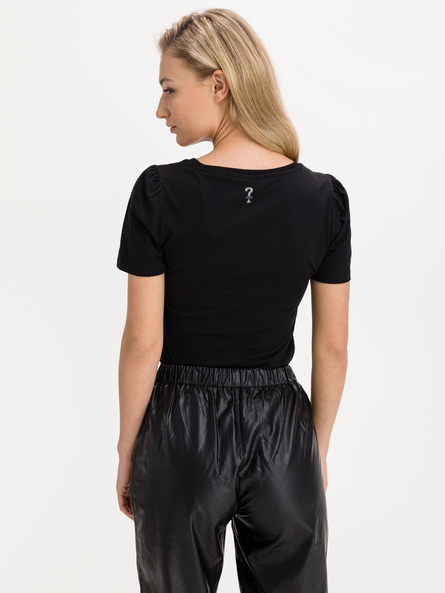 Guess negre tricou Marisol