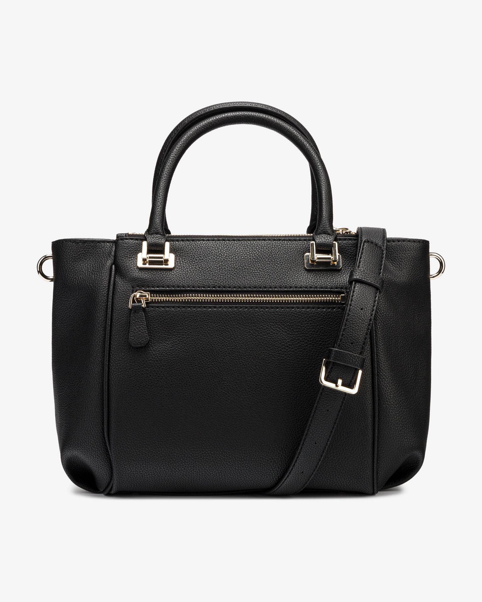 Guess negre geanta Destiny Status