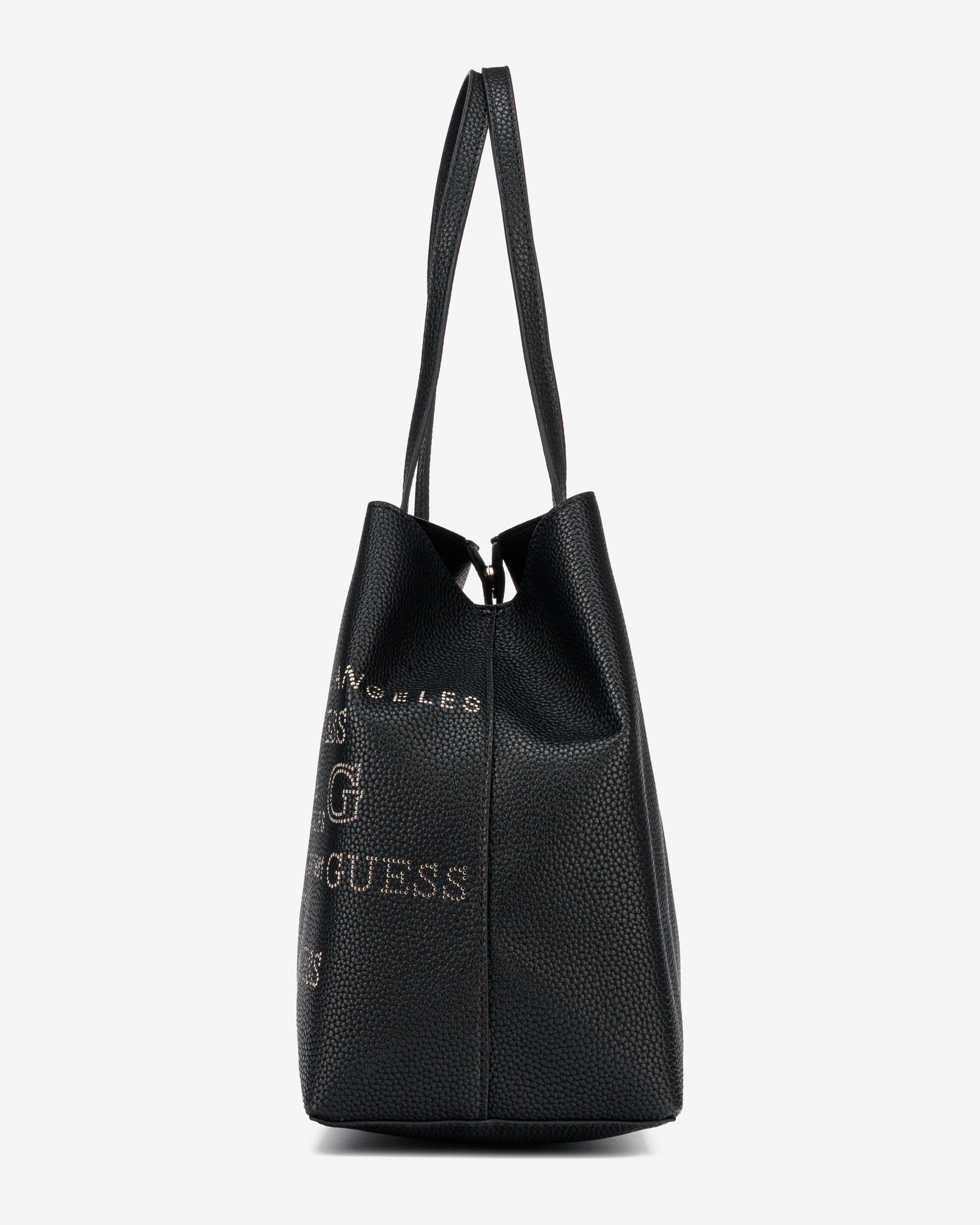 Guess negre geanta Vikky Large