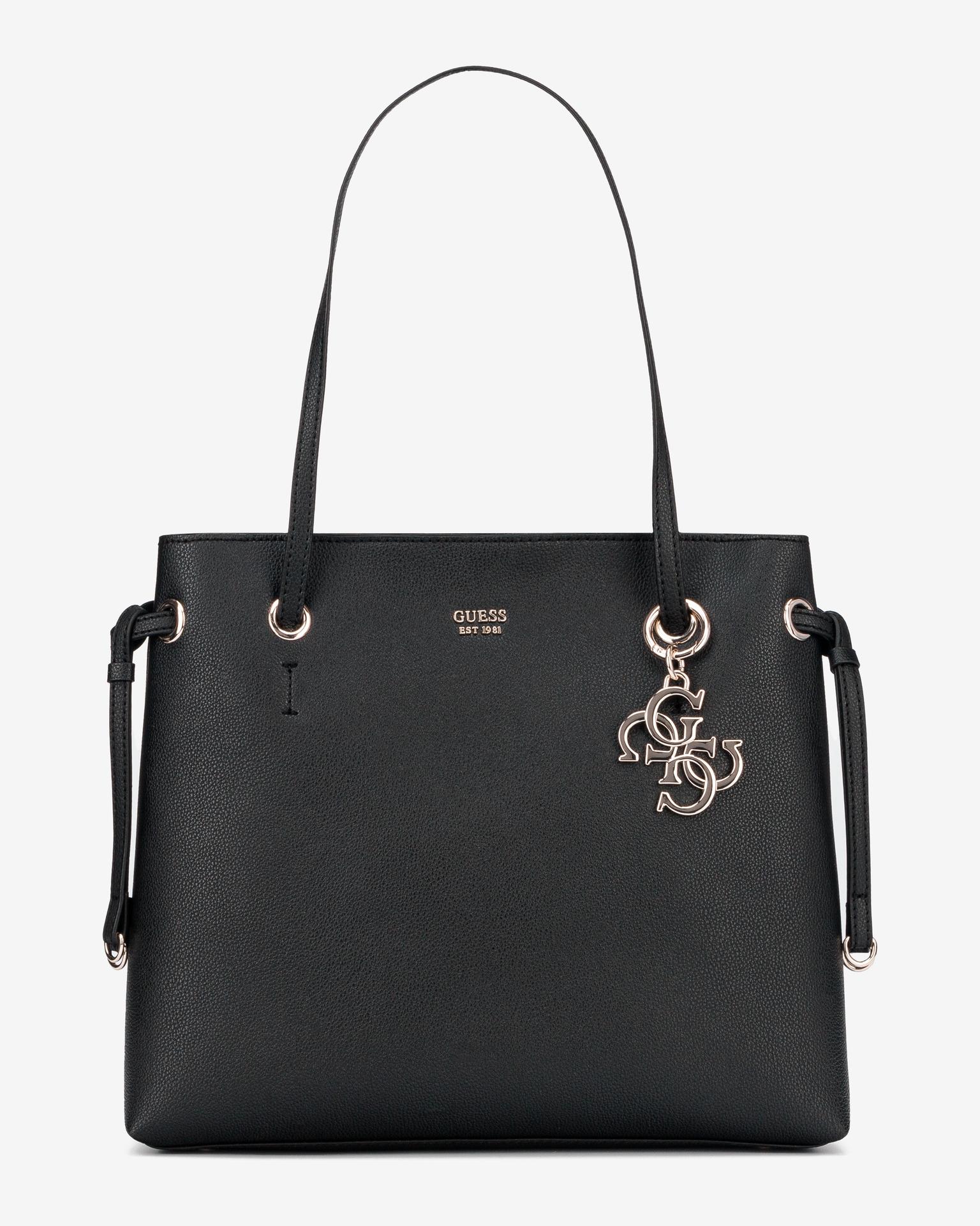 Guess negre geanta Digital
