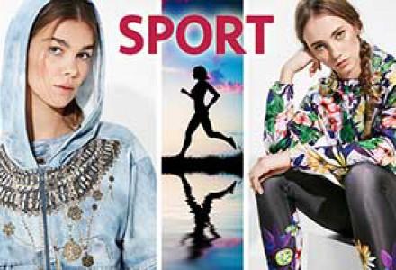 Noua colectie de sporturi Desigual vă invită la rezoluțiile de Anul Nou!
