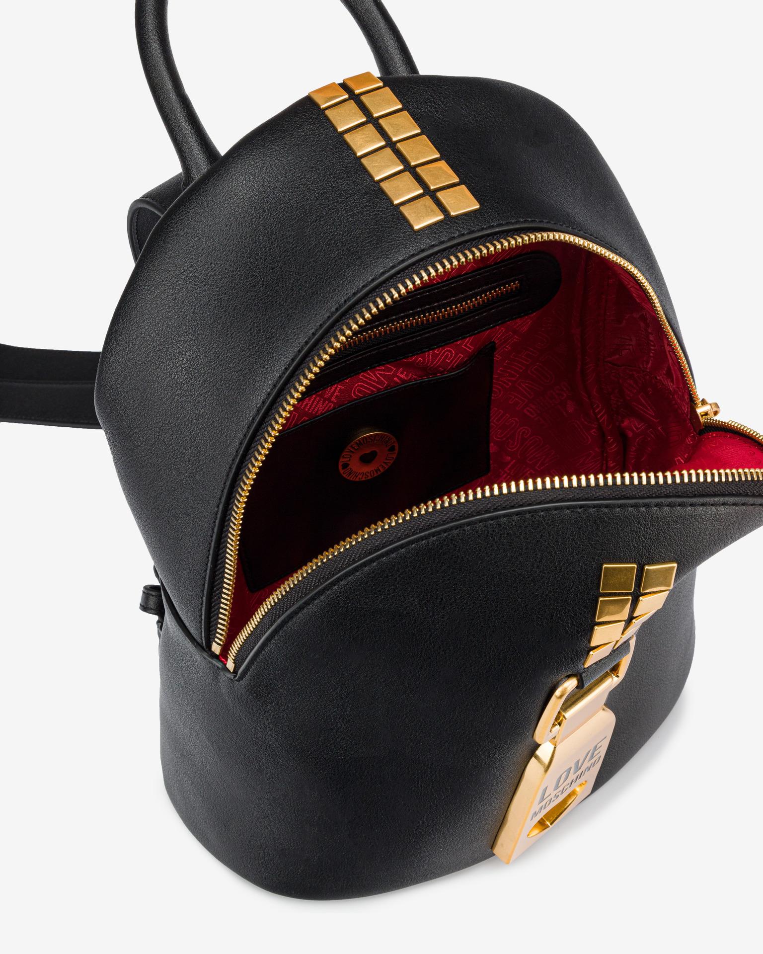 Love Moschino negre rucsac