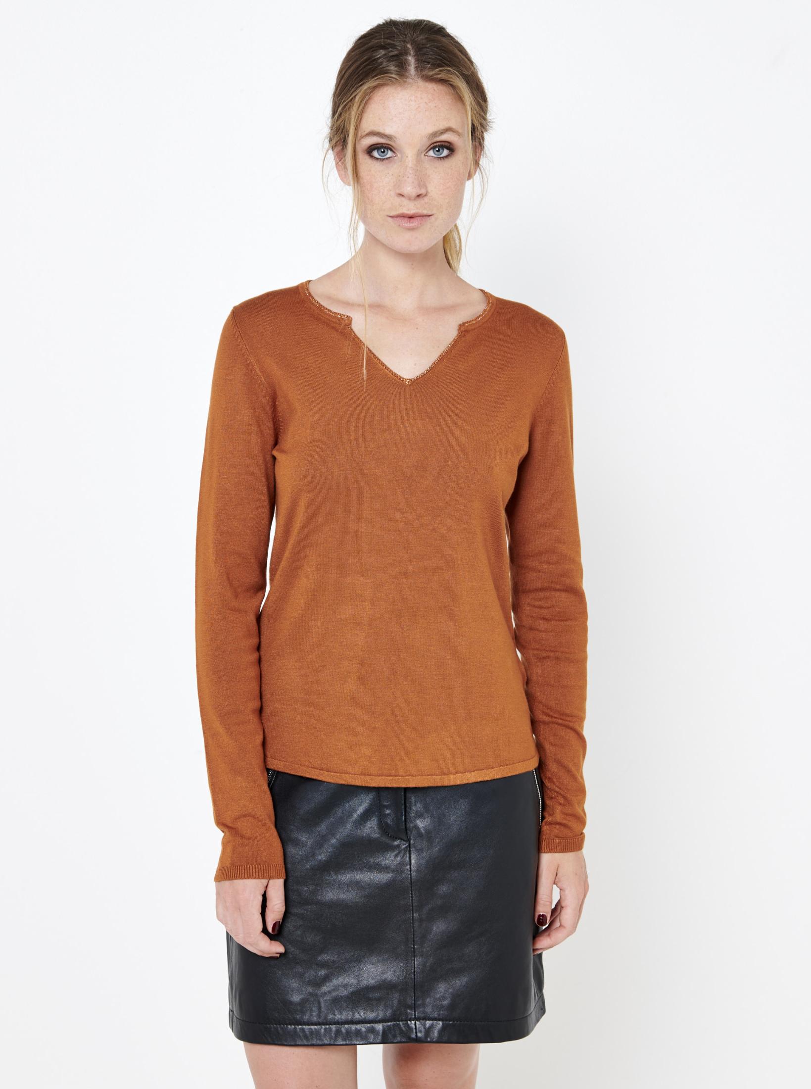 Bluze pentru femei CAMAIEU - maro