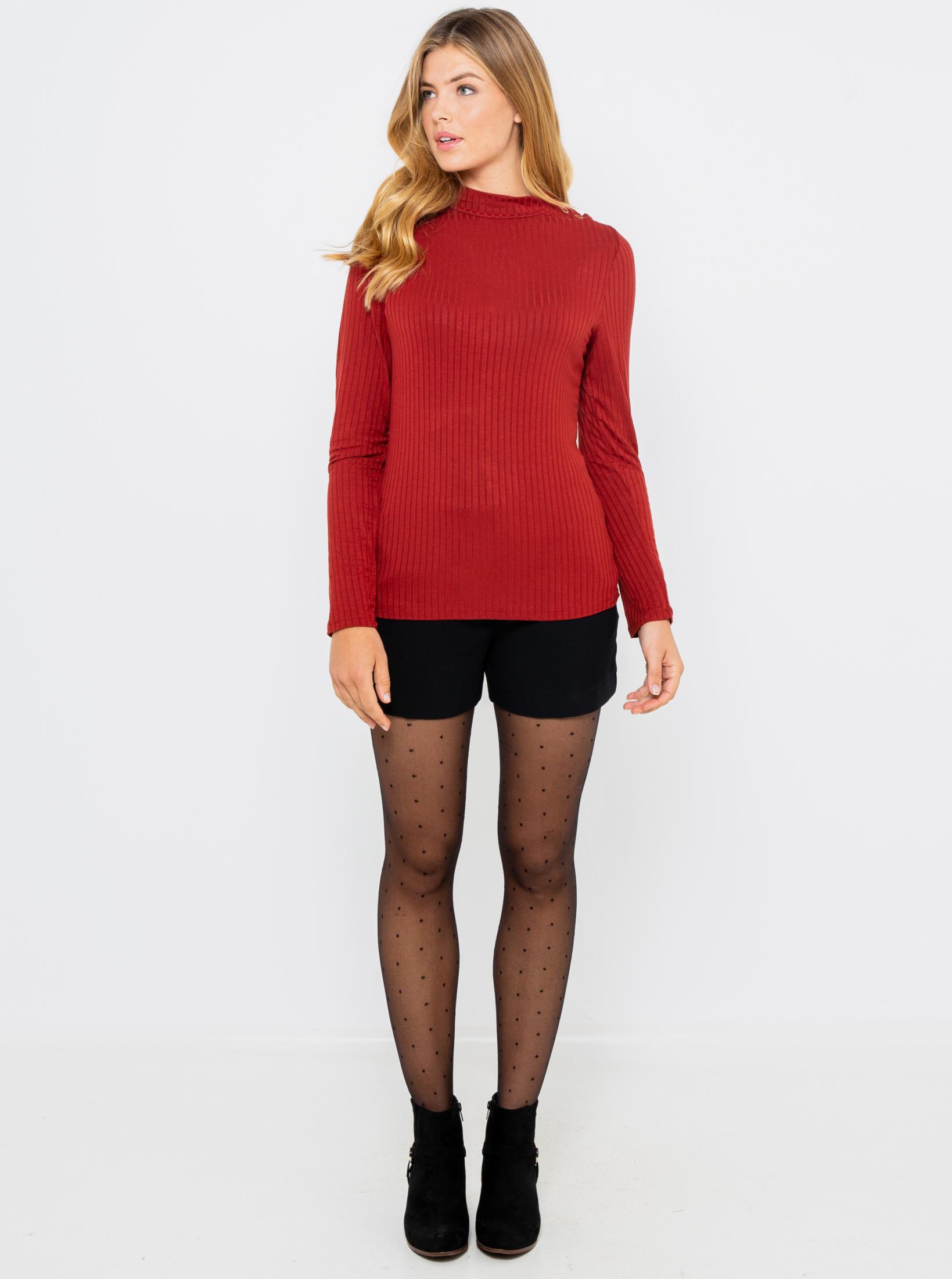 CAMAIEU roșii tricou