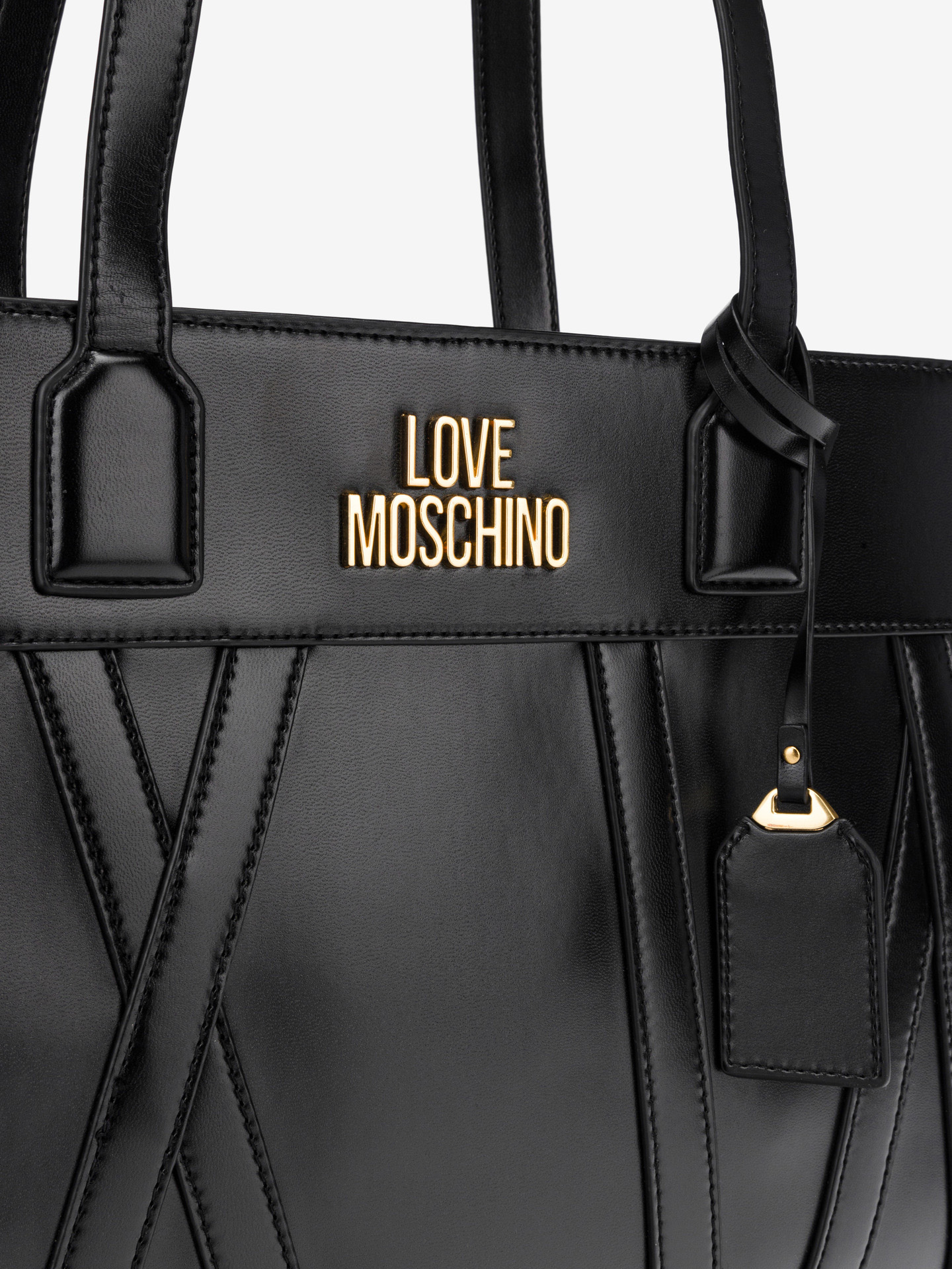 Love Moschino Genți Negru