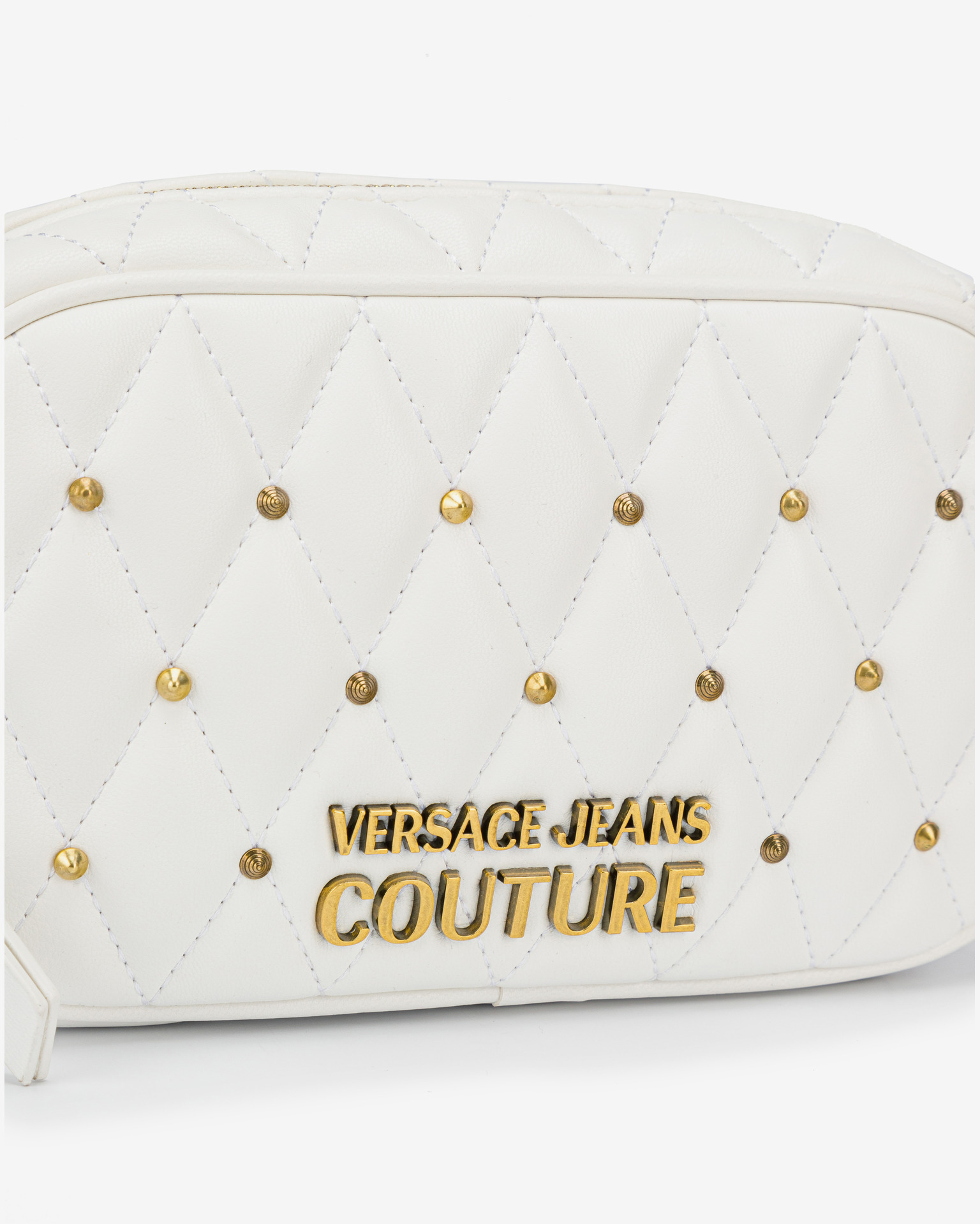 Versace Jeans Couture albe geanta