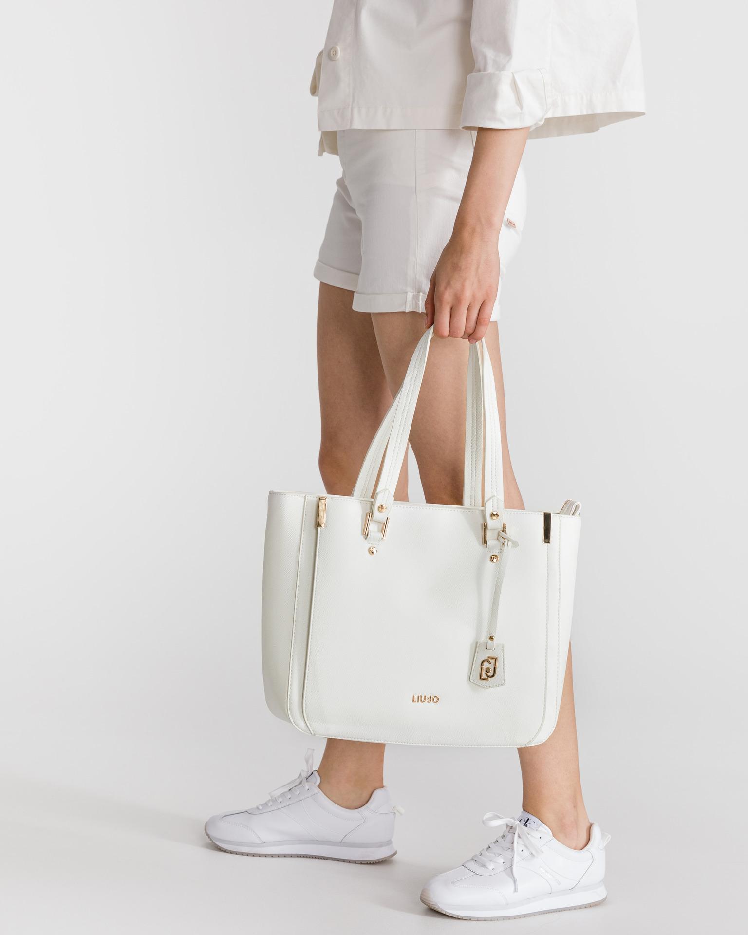 Liu Jo albe geanta