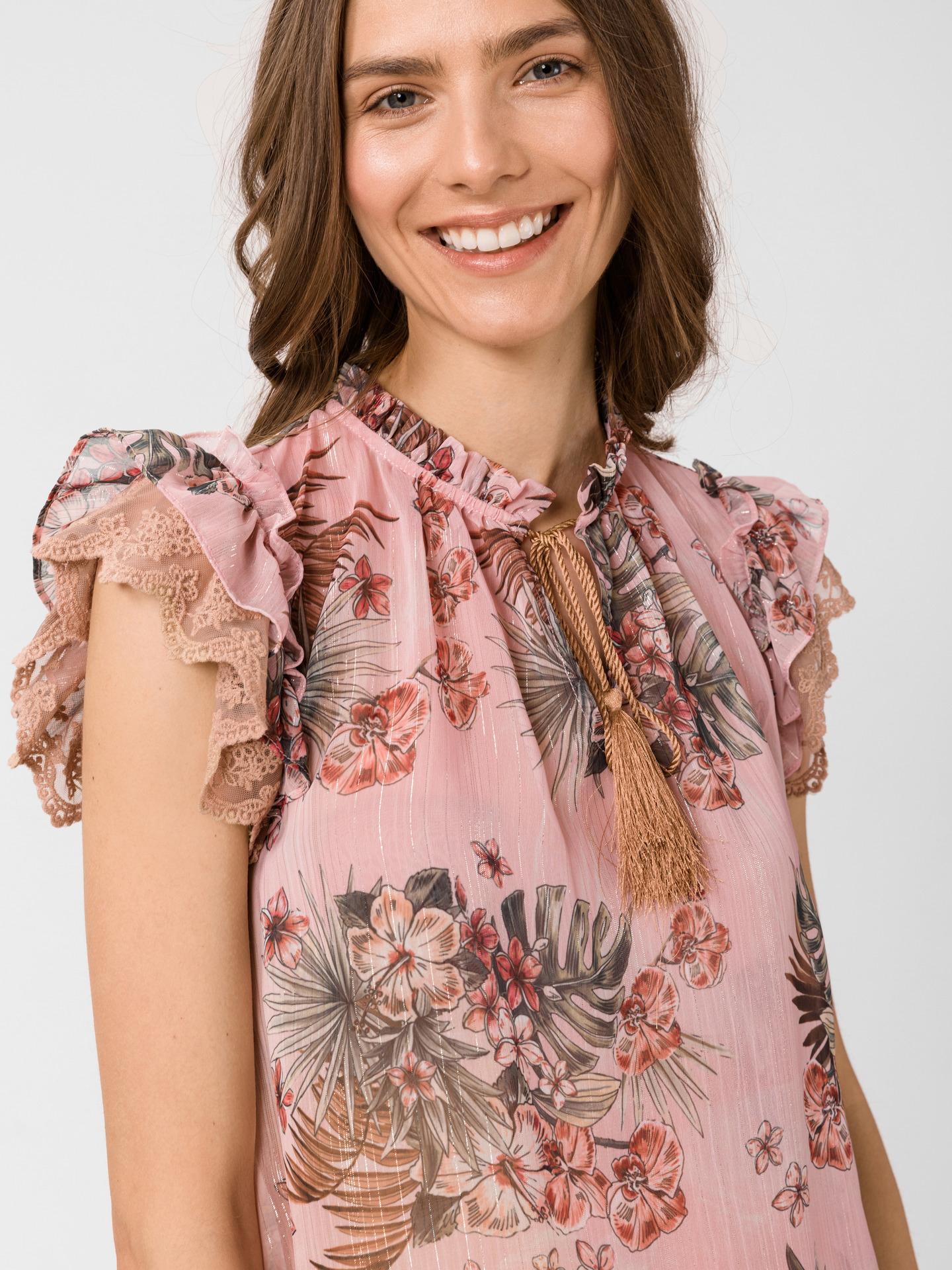 Liu Jo roz bluză