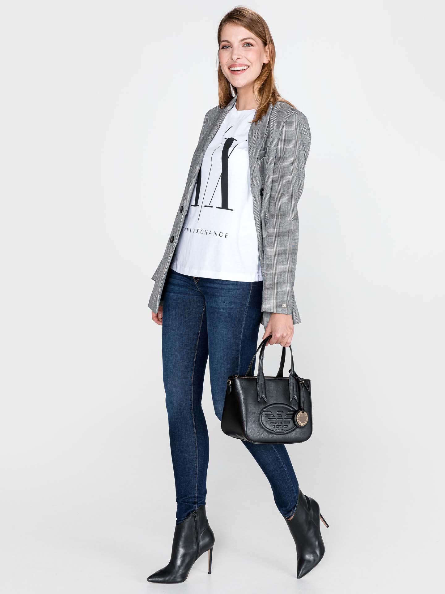Armani Exchange albe de dama tricou