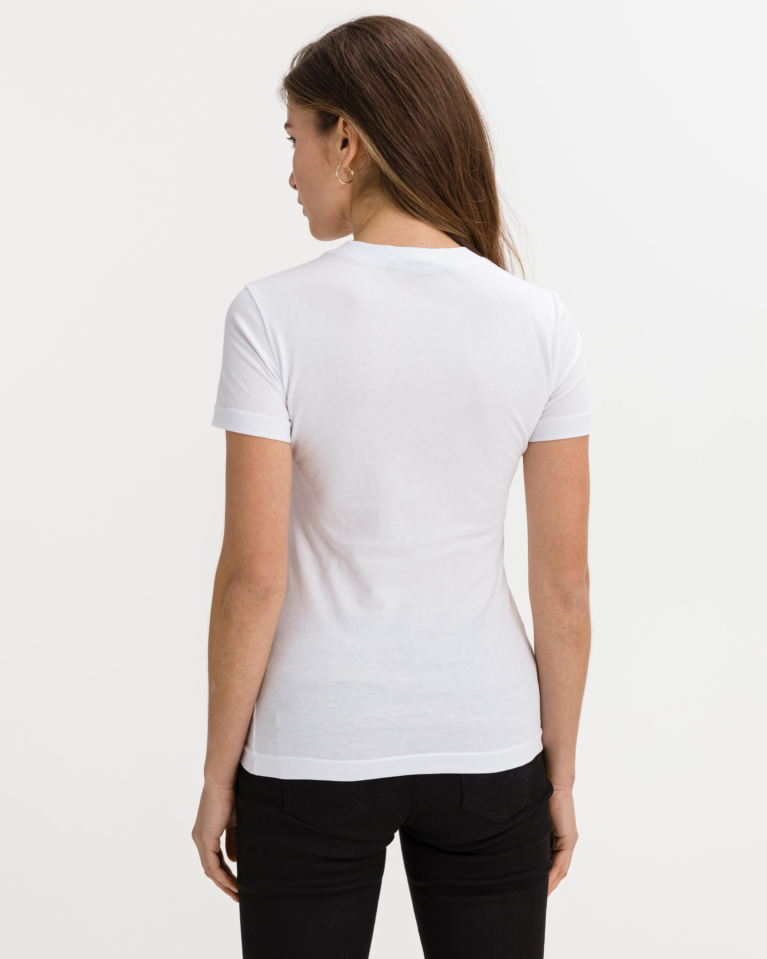 Versace Jeans Couture albe de dama tricou