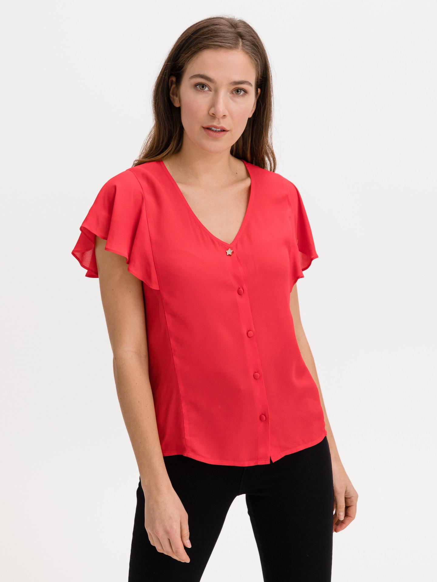Liu Jo roșii de dama tricou