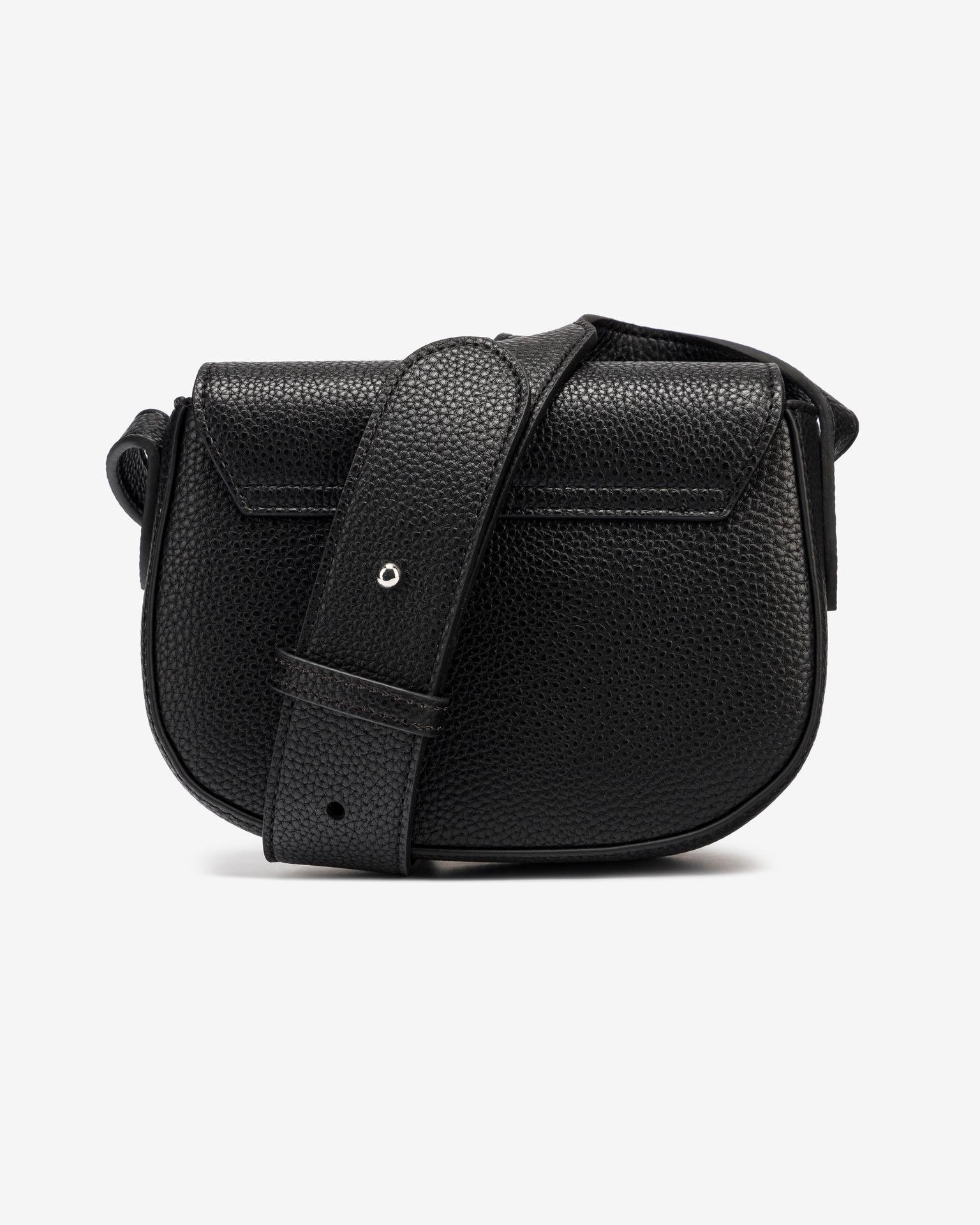 Armani Exchange negre geanta