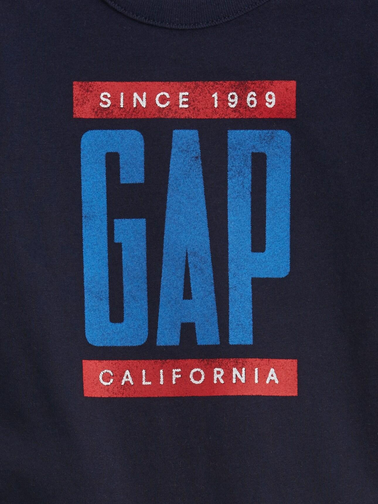 GAP Logo Body pentru copii Albastru