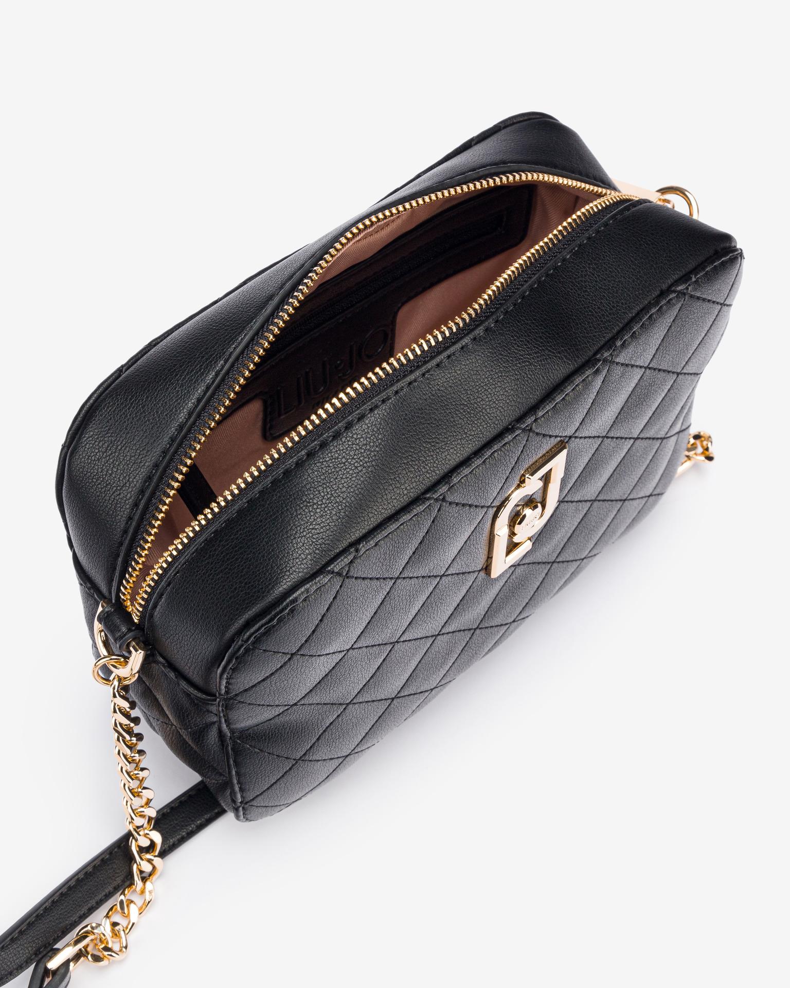Liu Jo negre crossbody geanta