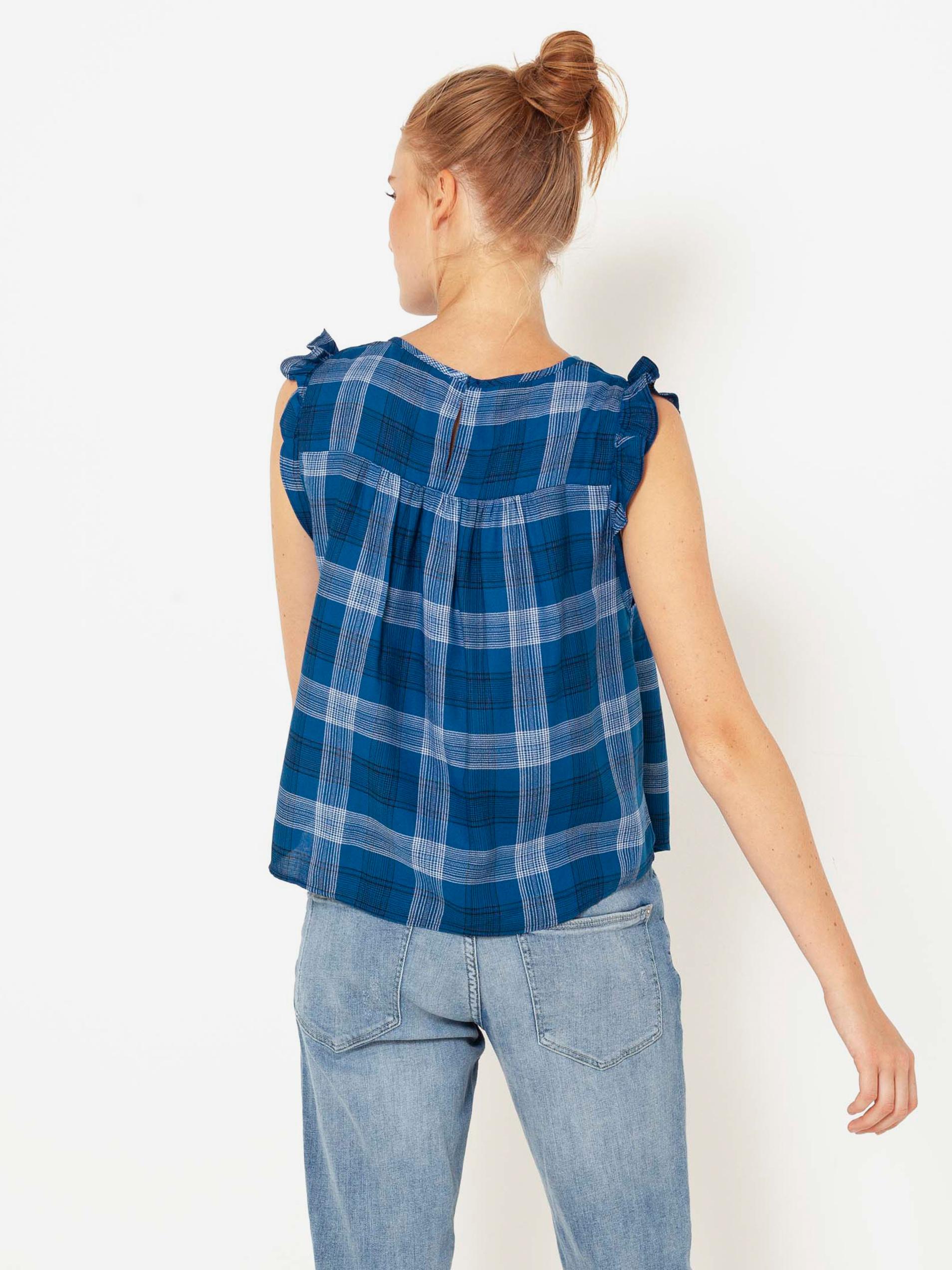 CAMAIEU albastre bluză