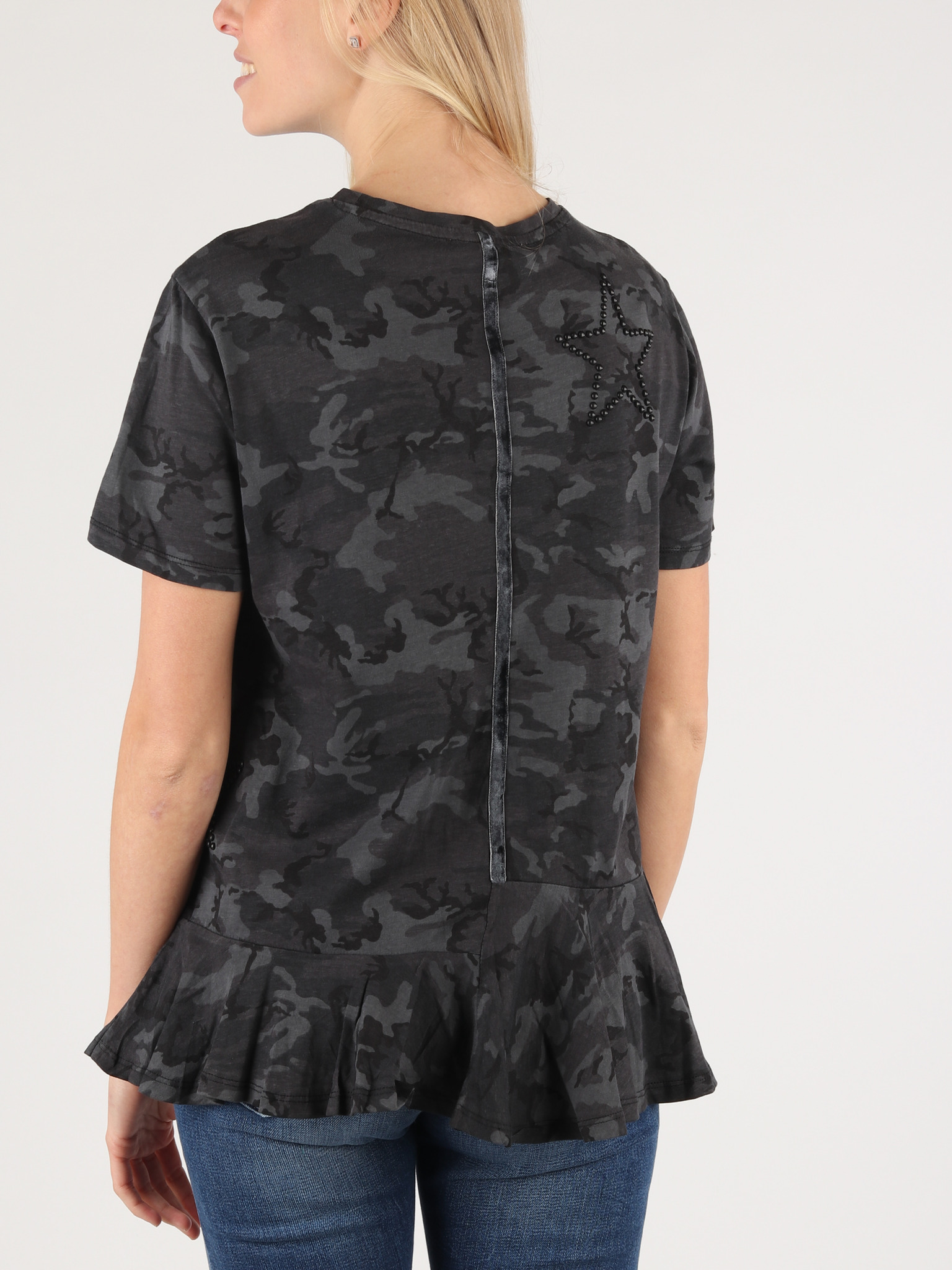 Tricouri pentru femei Replay - negru