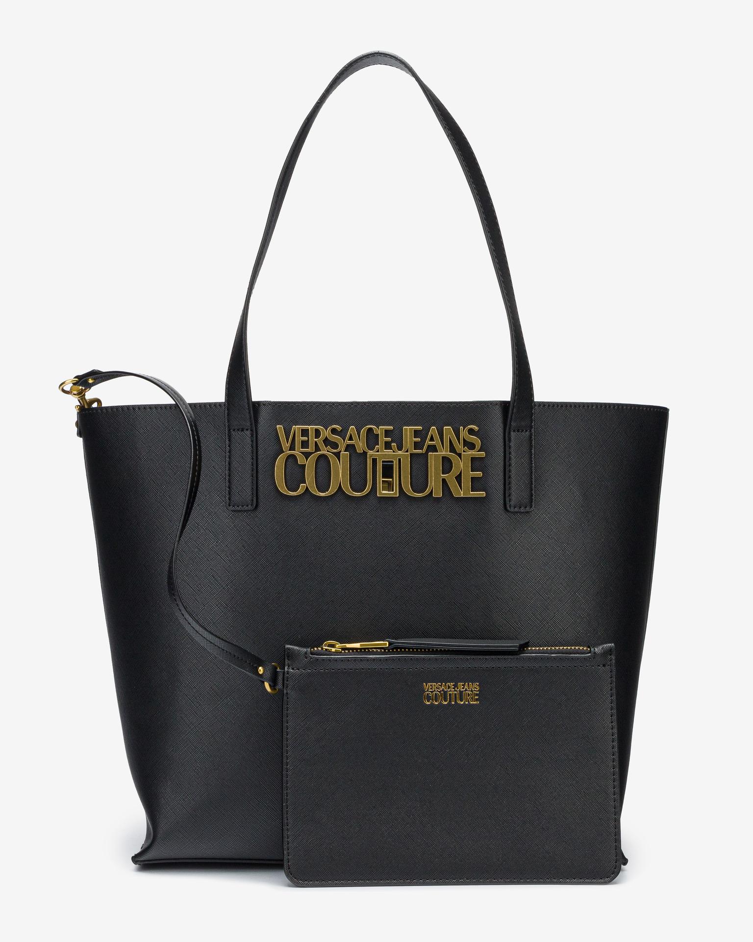 Versace Jeans Couture negre geanta