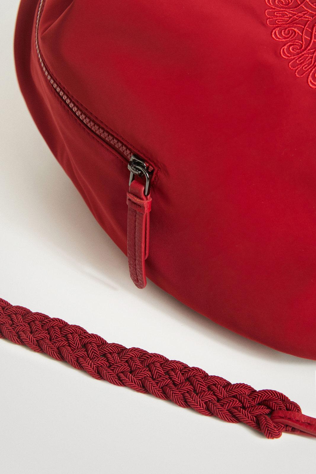 Desigual roșii rucsac Mandarala Viana