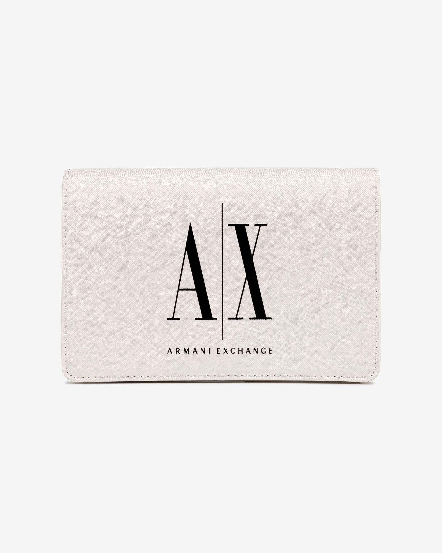 Armani Exchange albe geanta