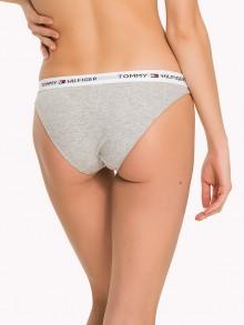 5c88db77dea4 Tommy Hilfiger chiloti gri de dama Bikini Iconic - Lenjerie intima ...